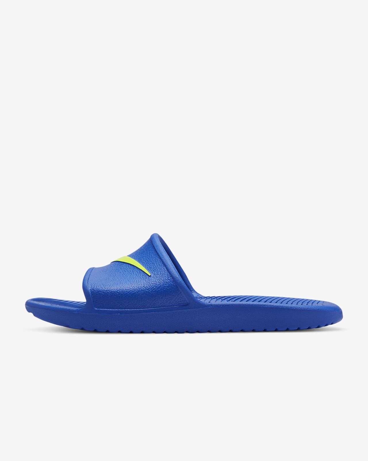 รองเท้าแตะผู้ชายสำหรับอาบน้ำ Nike Kawa