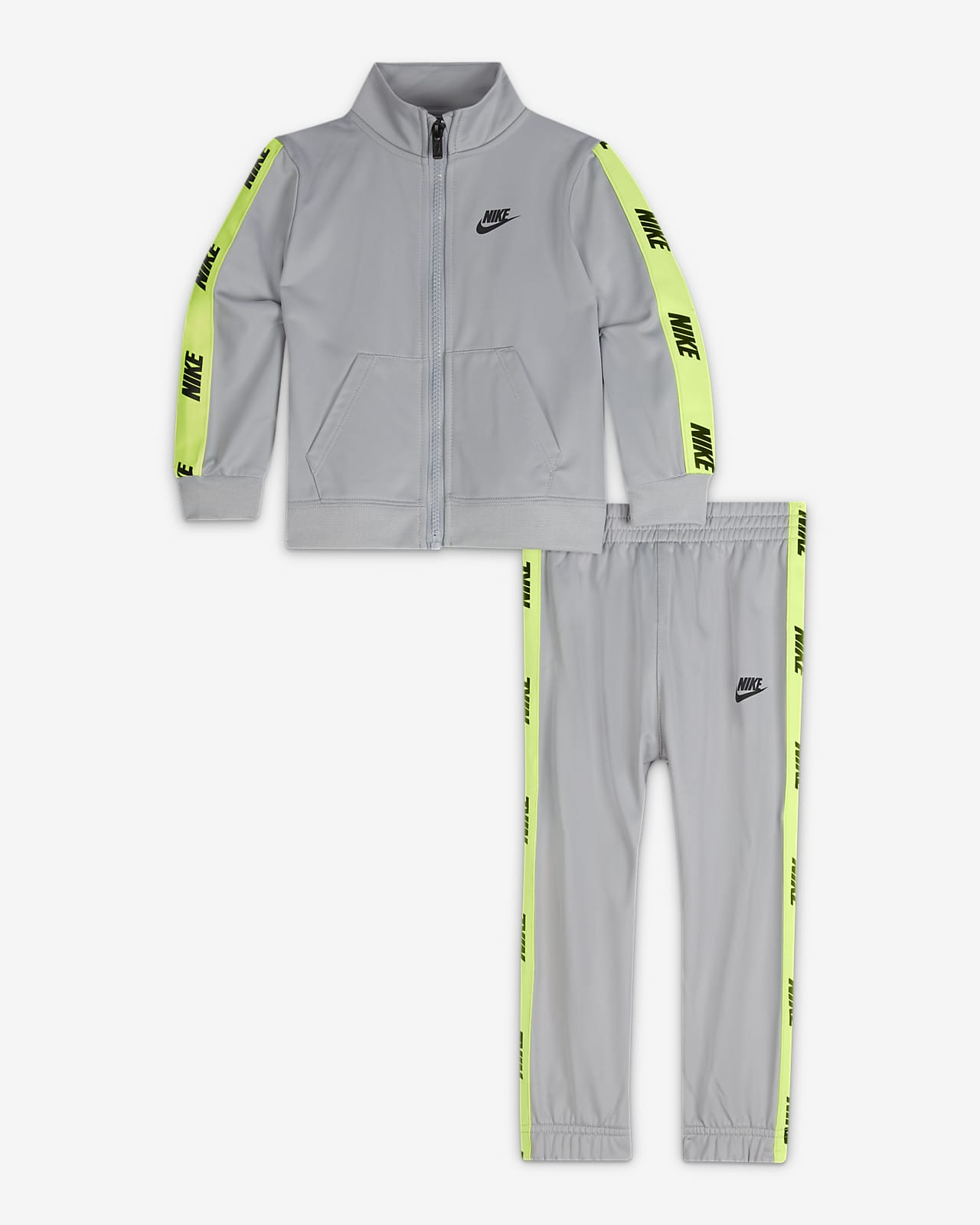 Nike Sportswear Baby (12-24M) Jacket and Pants Set