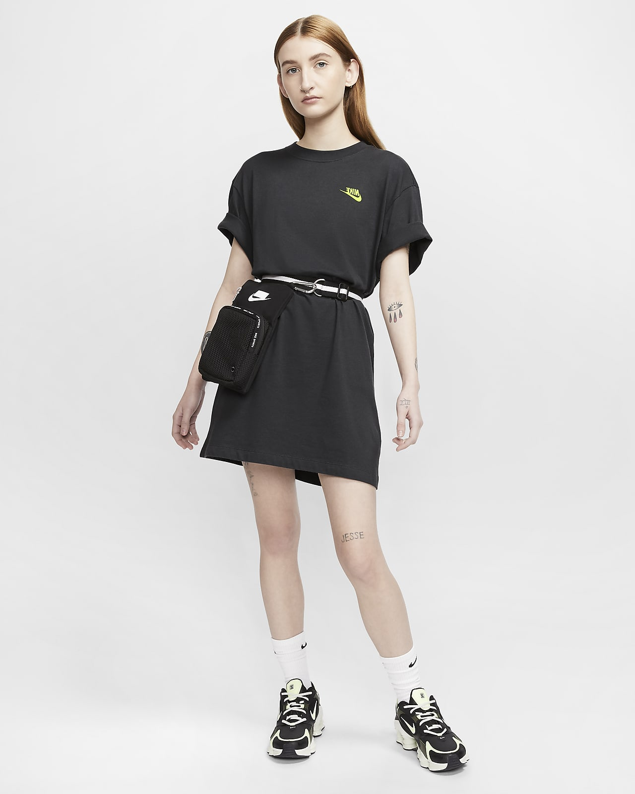Robe tee shirt Nike Sportswear pour Femme
