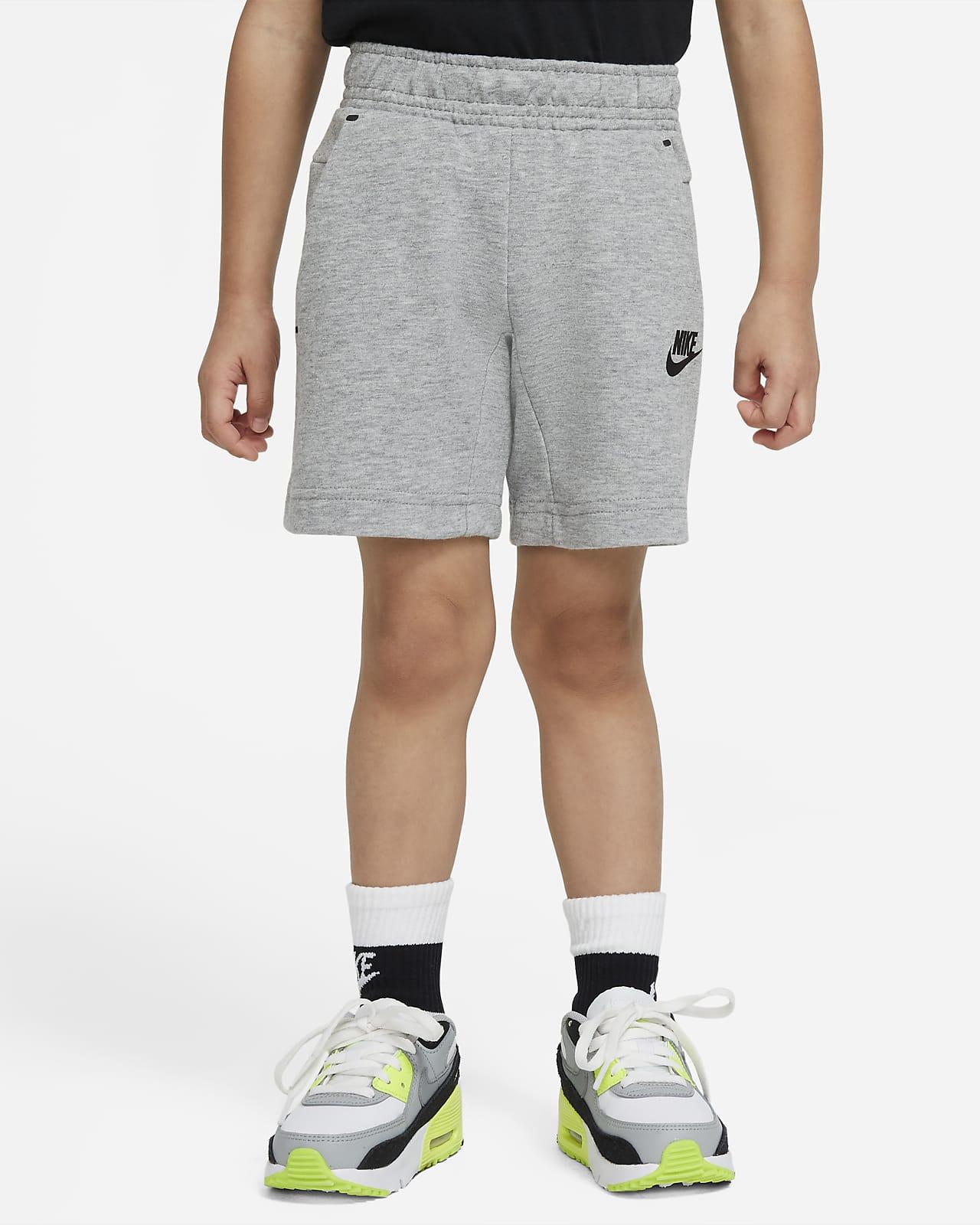 Shortes infantiles Nike Sportswear Tech Fleece