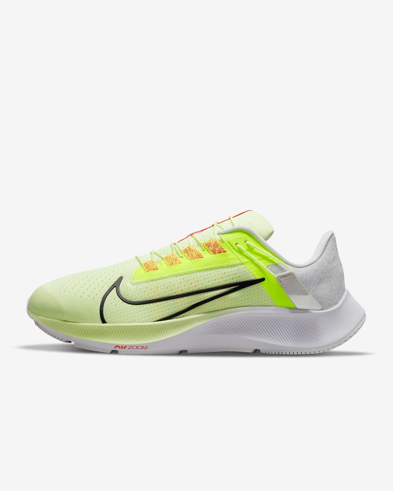 Chaussures de running sur route faciles à enfiler Nike Air Zoom Pegasus38 FlyEase pour Homme (extra large)