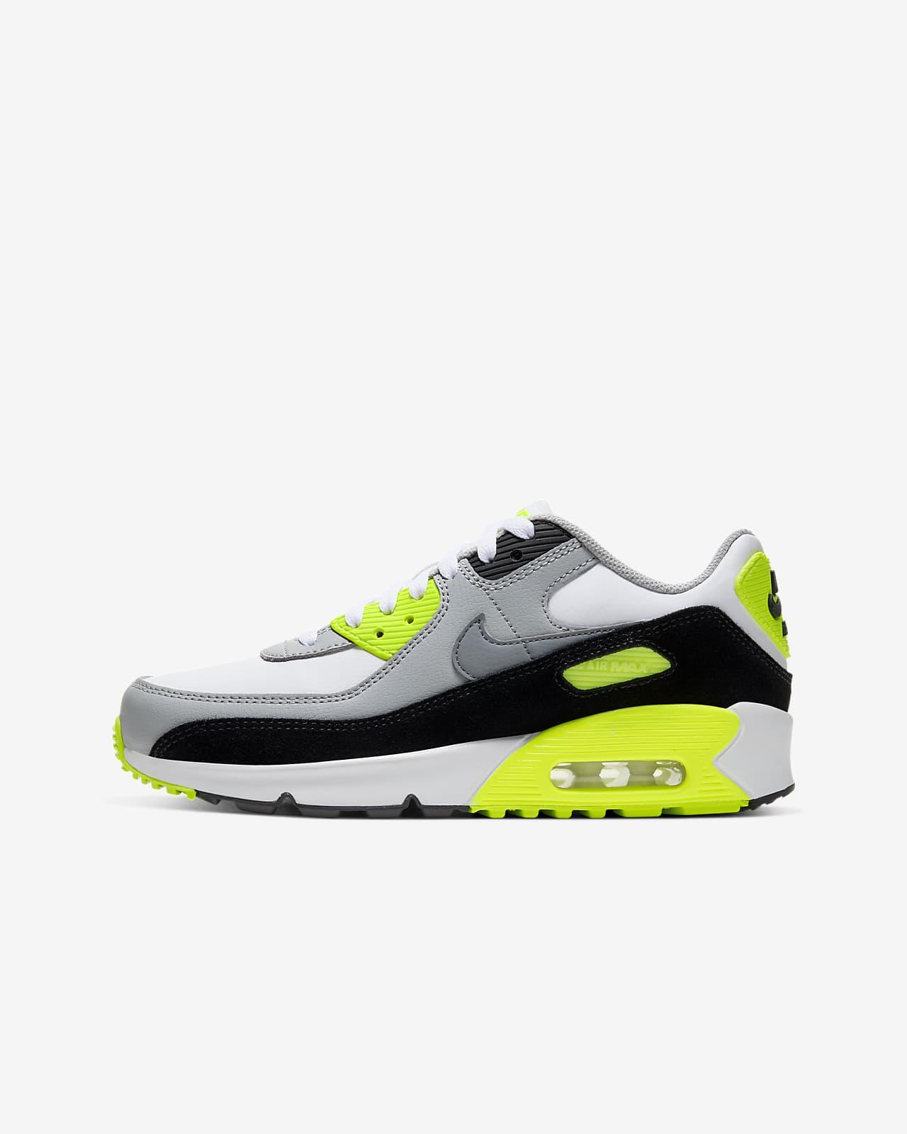 chaussure nike air max 90 enfants