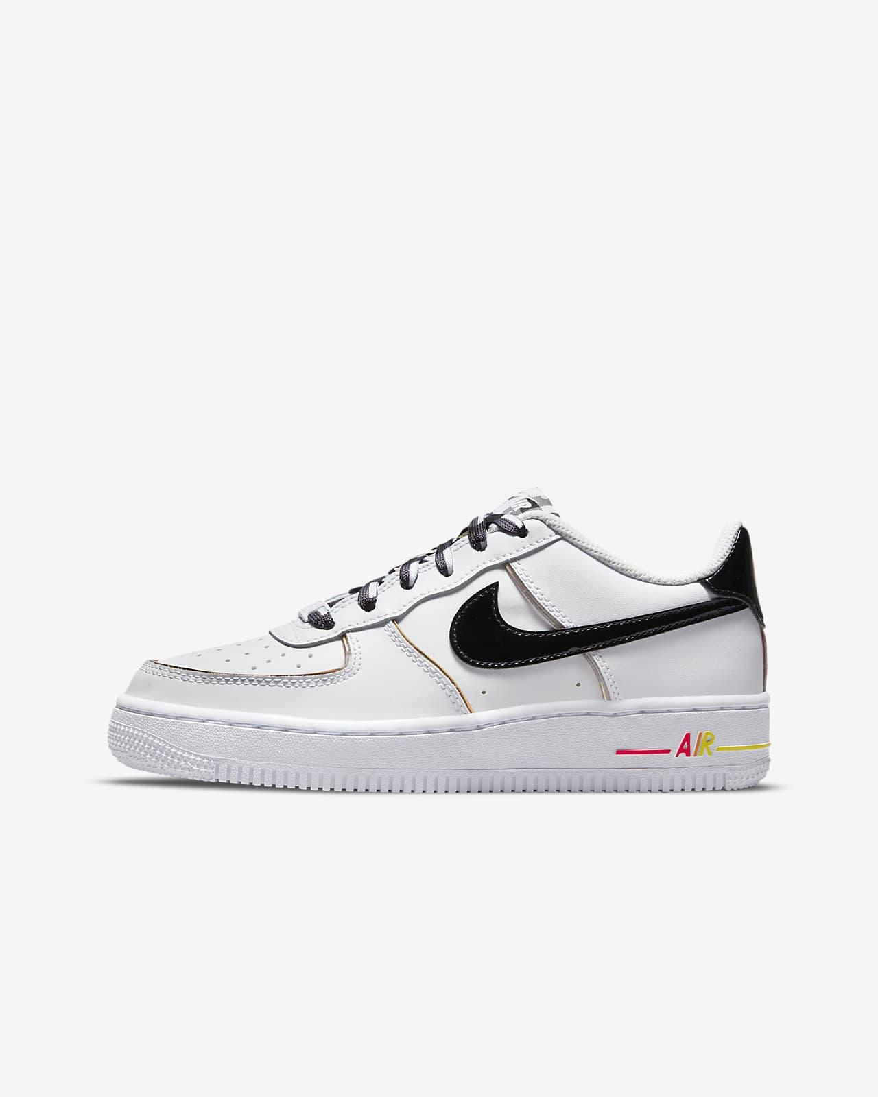 Nike Air Force 1 Big Kids' Shoes