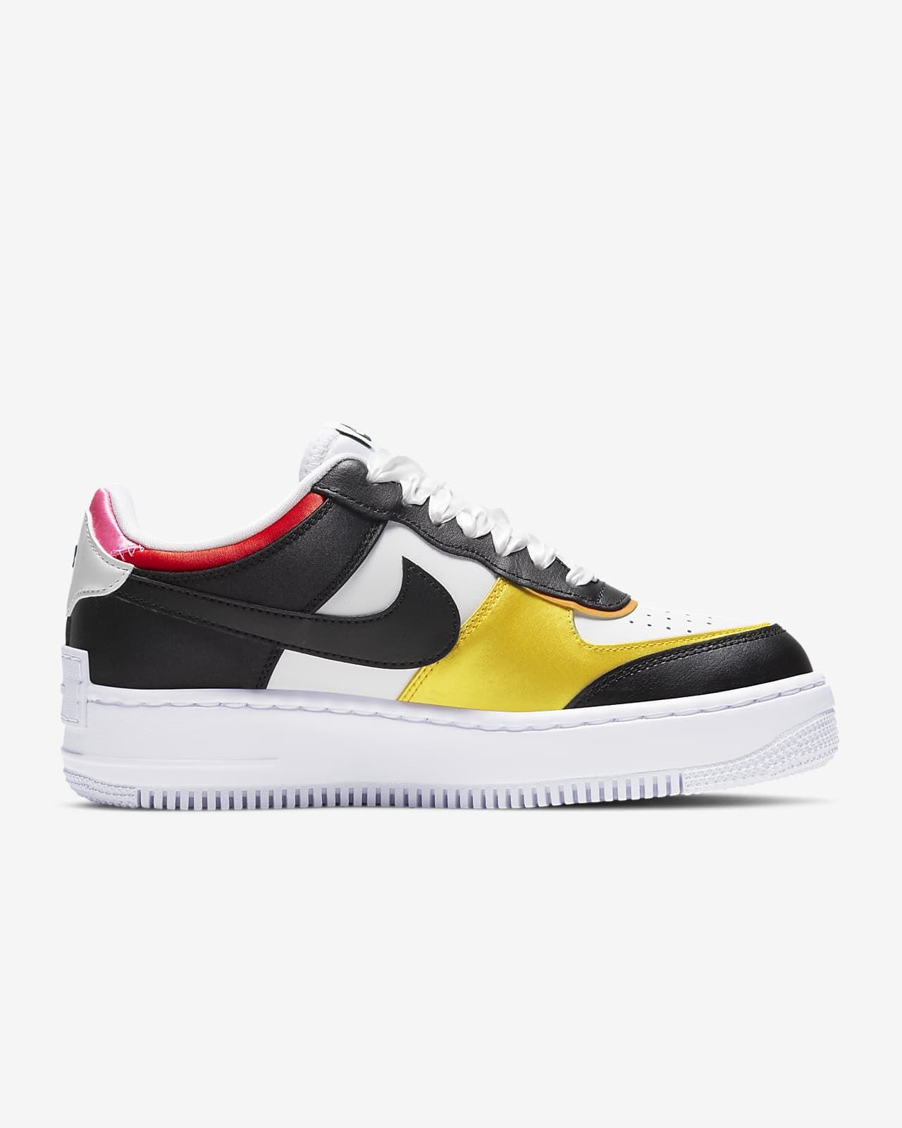 Nike Air Force 1 Shadow Women S Shoe Nike Lu Originally released in '82 under the name 'air force' and designed by one of nike's top designers, bruce kilgore, the sneaker was initially. nike air force 1 shadow women s shoe