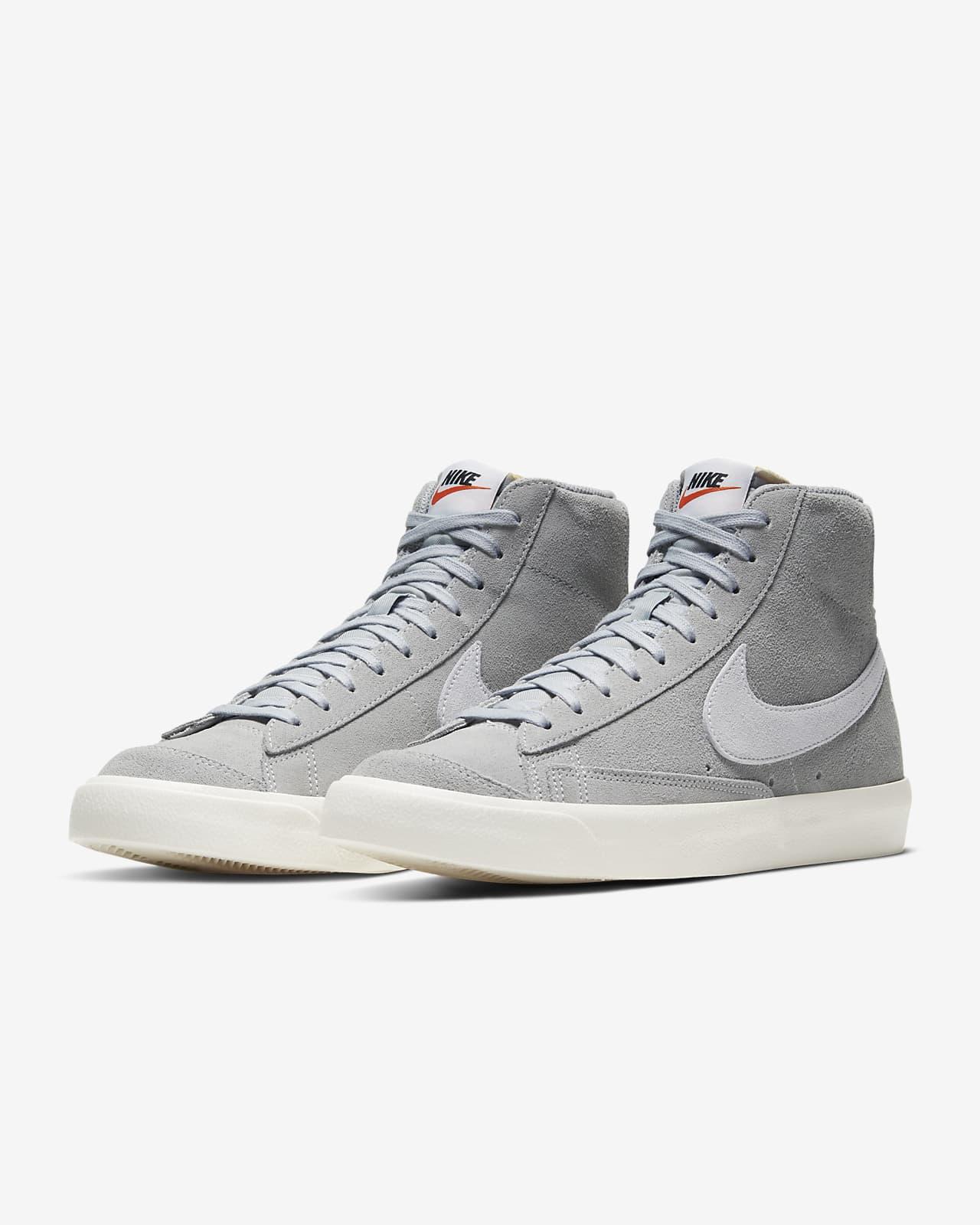 Nike Blazer Mid '77 Suede Shoe. Nike SA