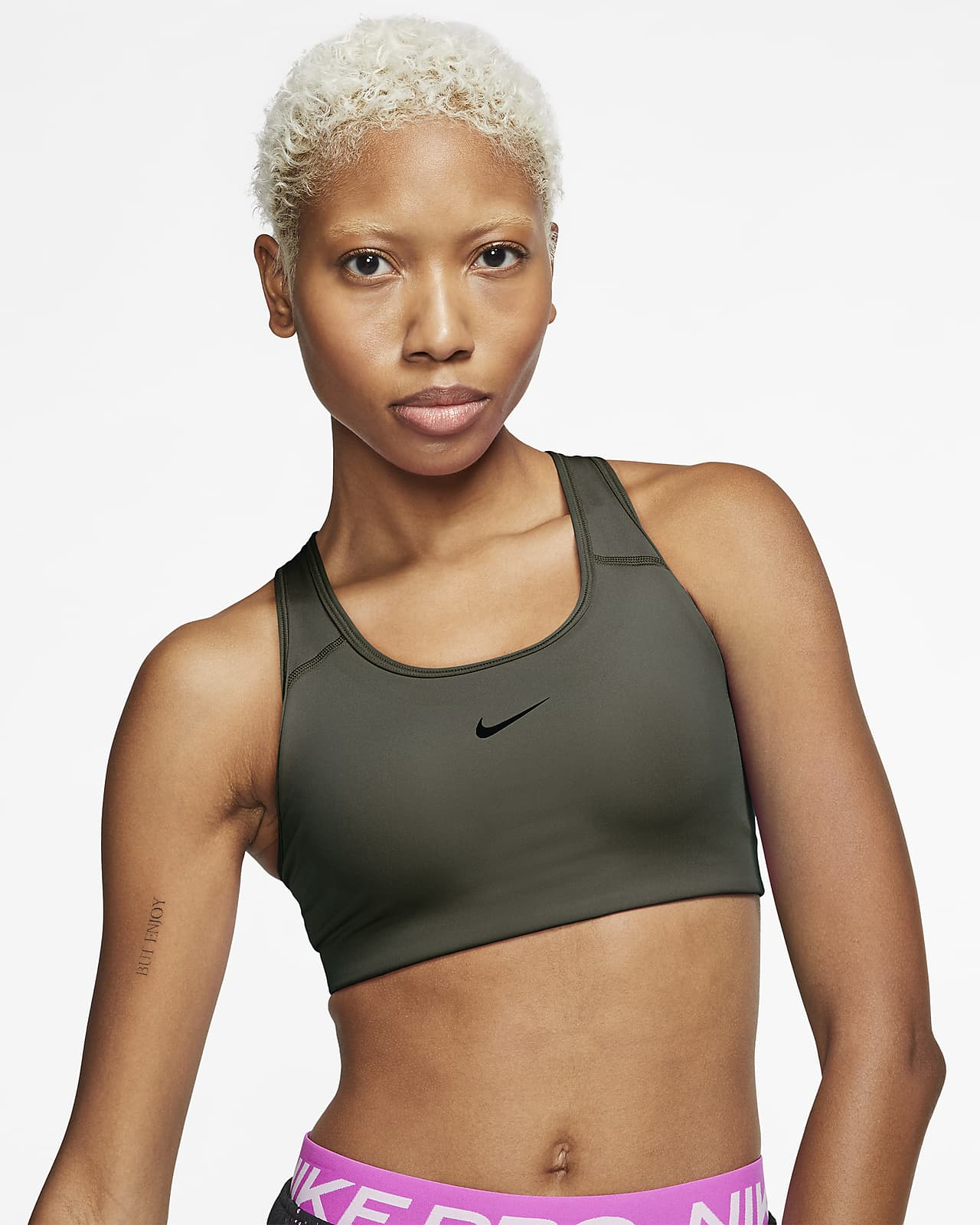 Nike Swoosh Women S Medium Support 1 Piece Pad Sports Bra Nike Com