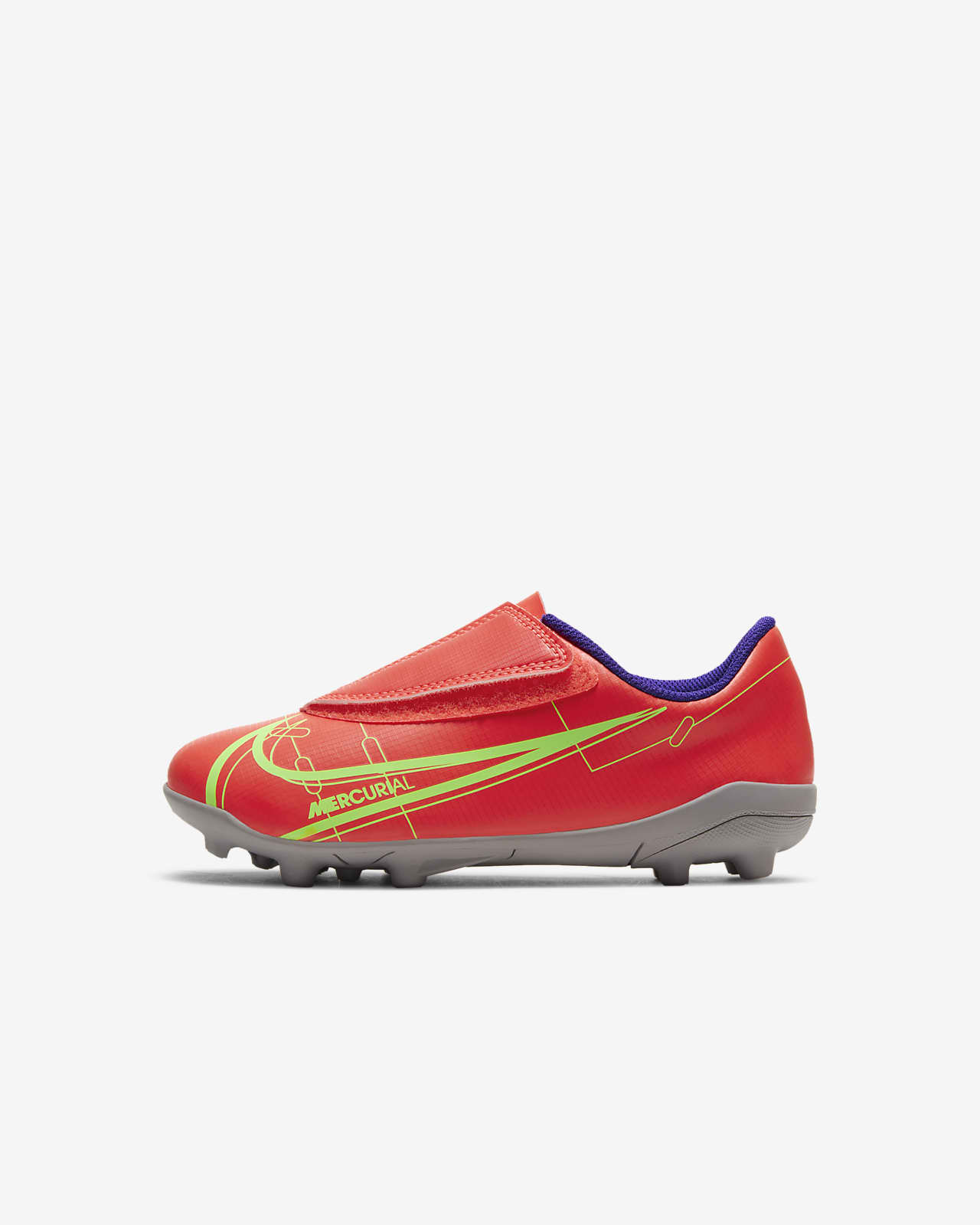 Nike Jr. Mercurial Vapor 14 Club MG Younger Kids' Multi-Ground Football Boot