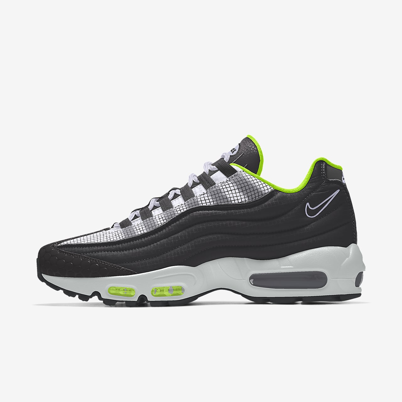 Calzado personalizado Nike Air Max 95 3M™ By You