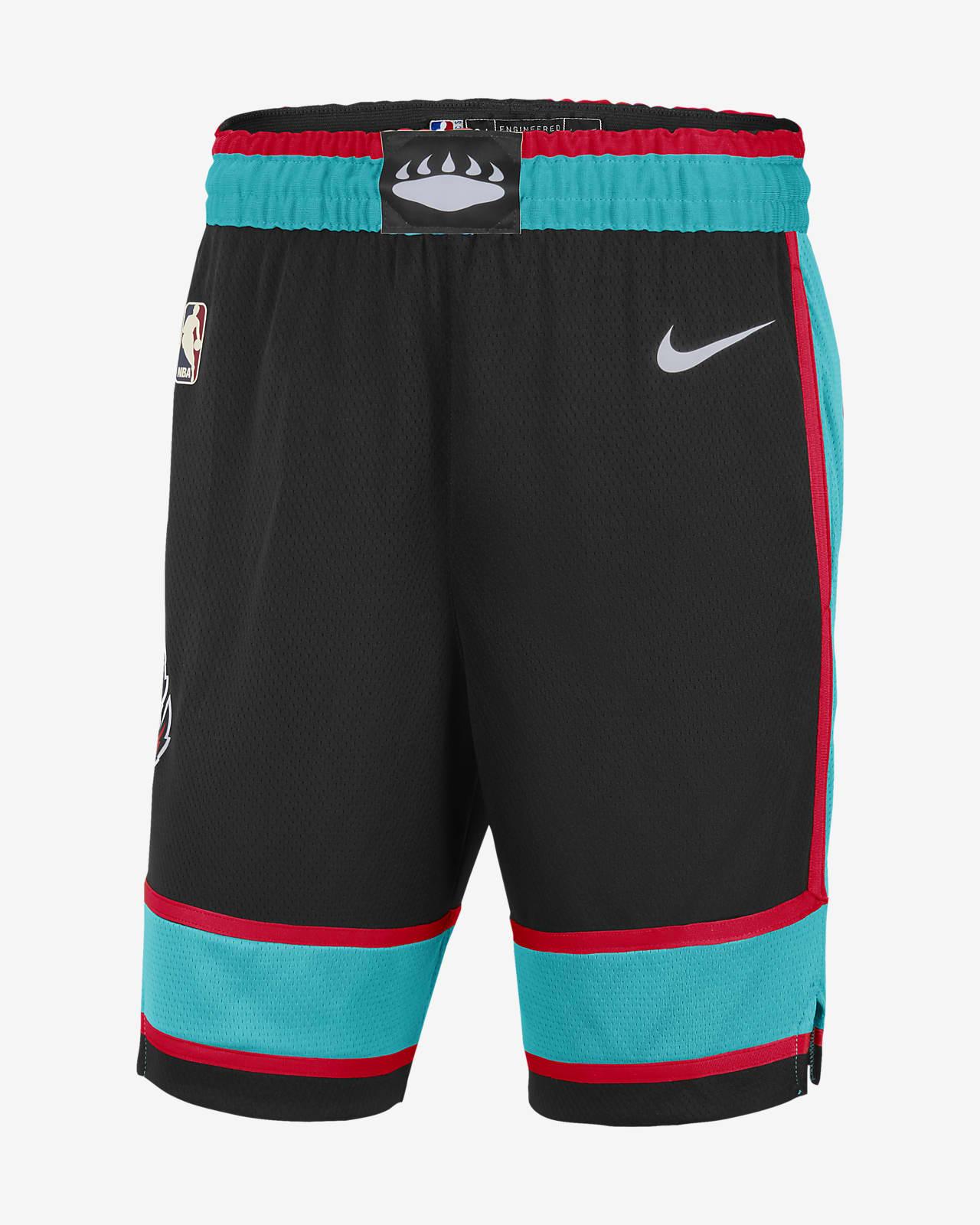 Memphis Grizzlies Classic Edition 2020 Men's Nike NBA Swingman Shorts