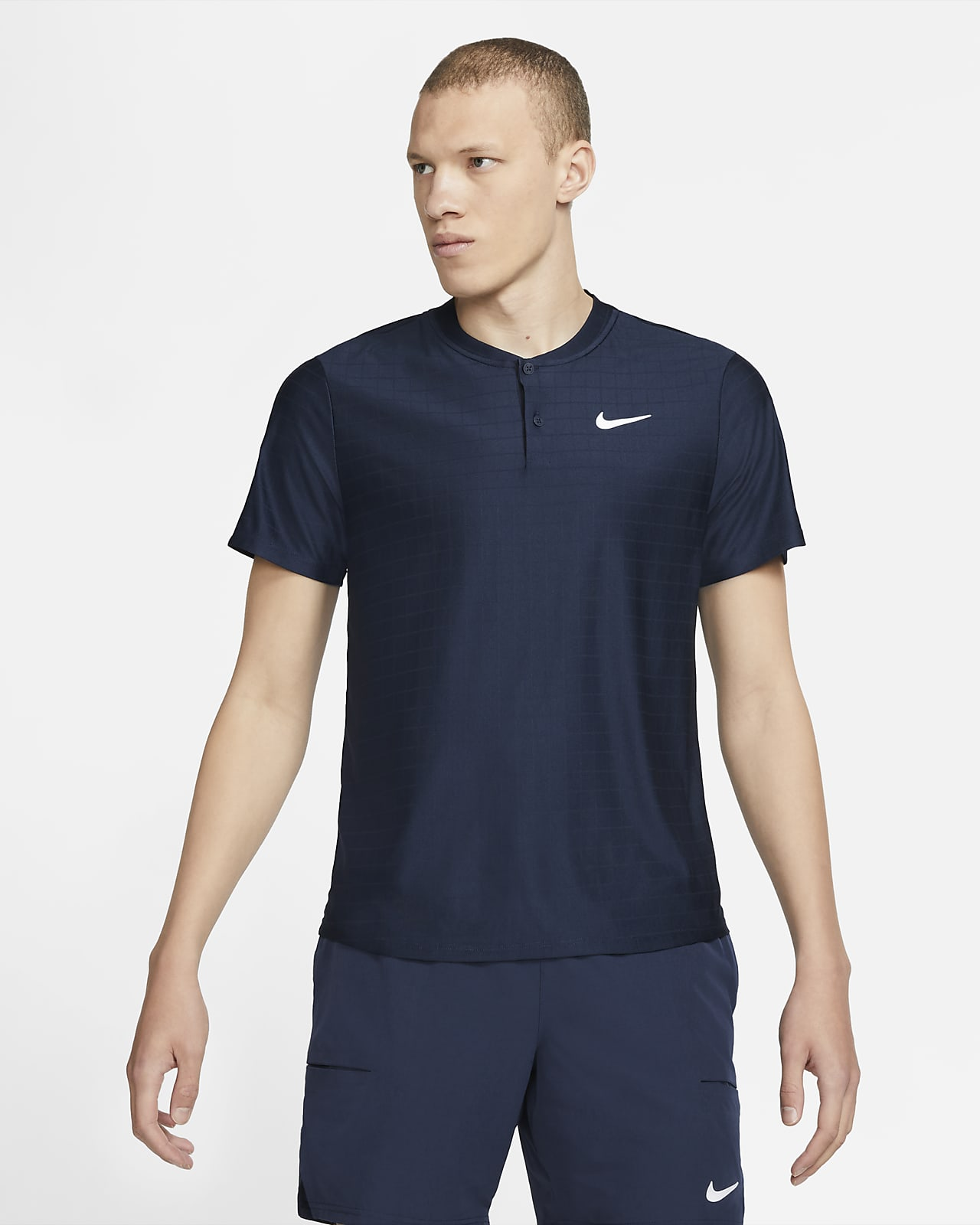 Polo de tennis NikeCourt Dri-FIT Advantage pour Homme