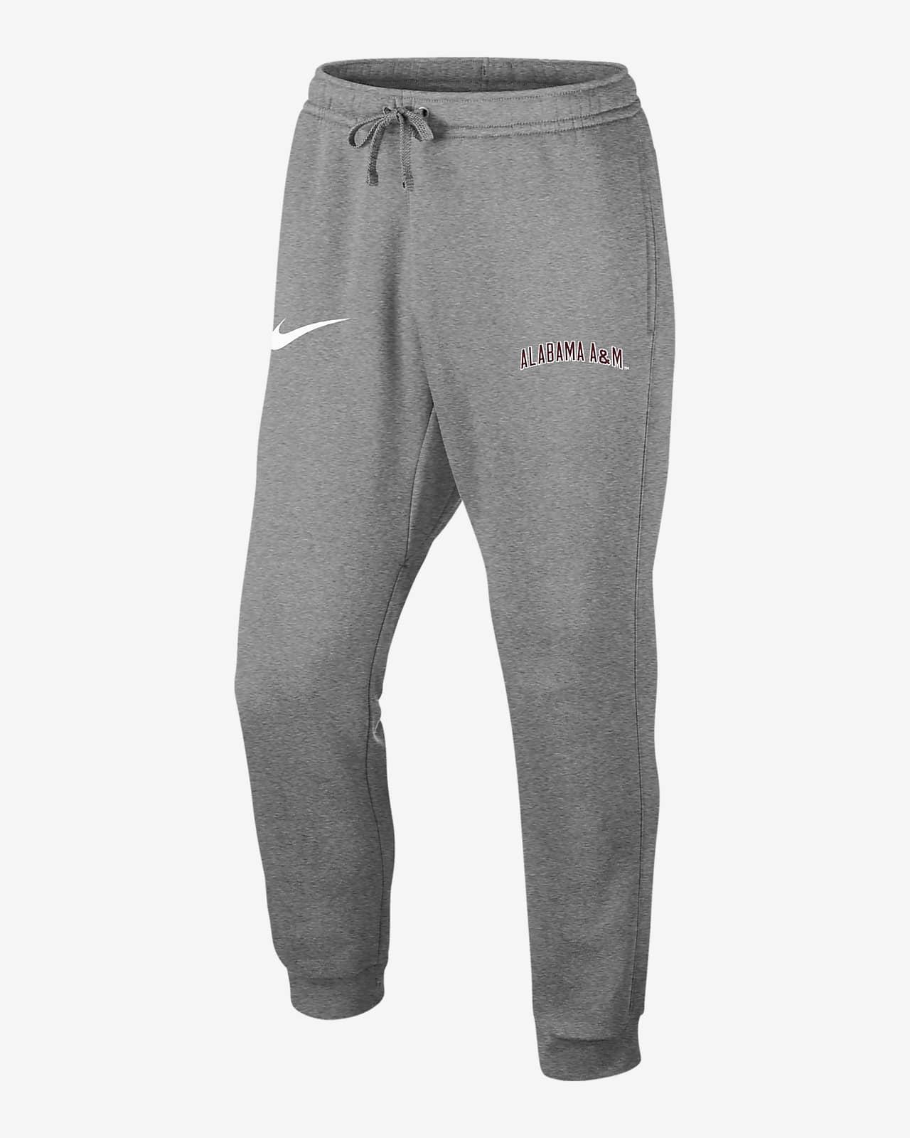 Nike College Club Fleece (Alabama A&M) Joggers