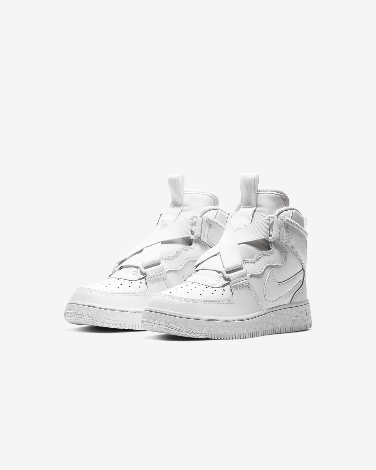 Nike Force 1 Highness Younger Kids' Shoe. Nike HU