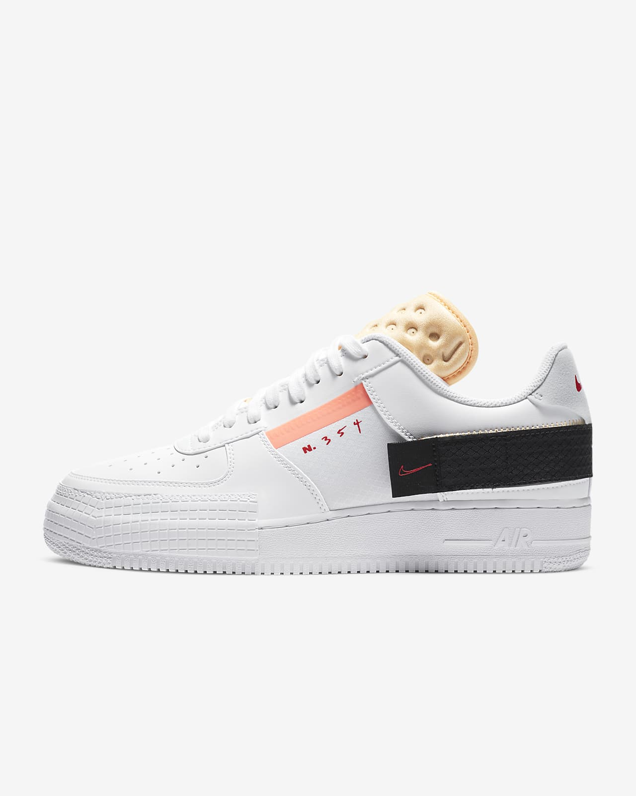 nike air force 1 type bianche