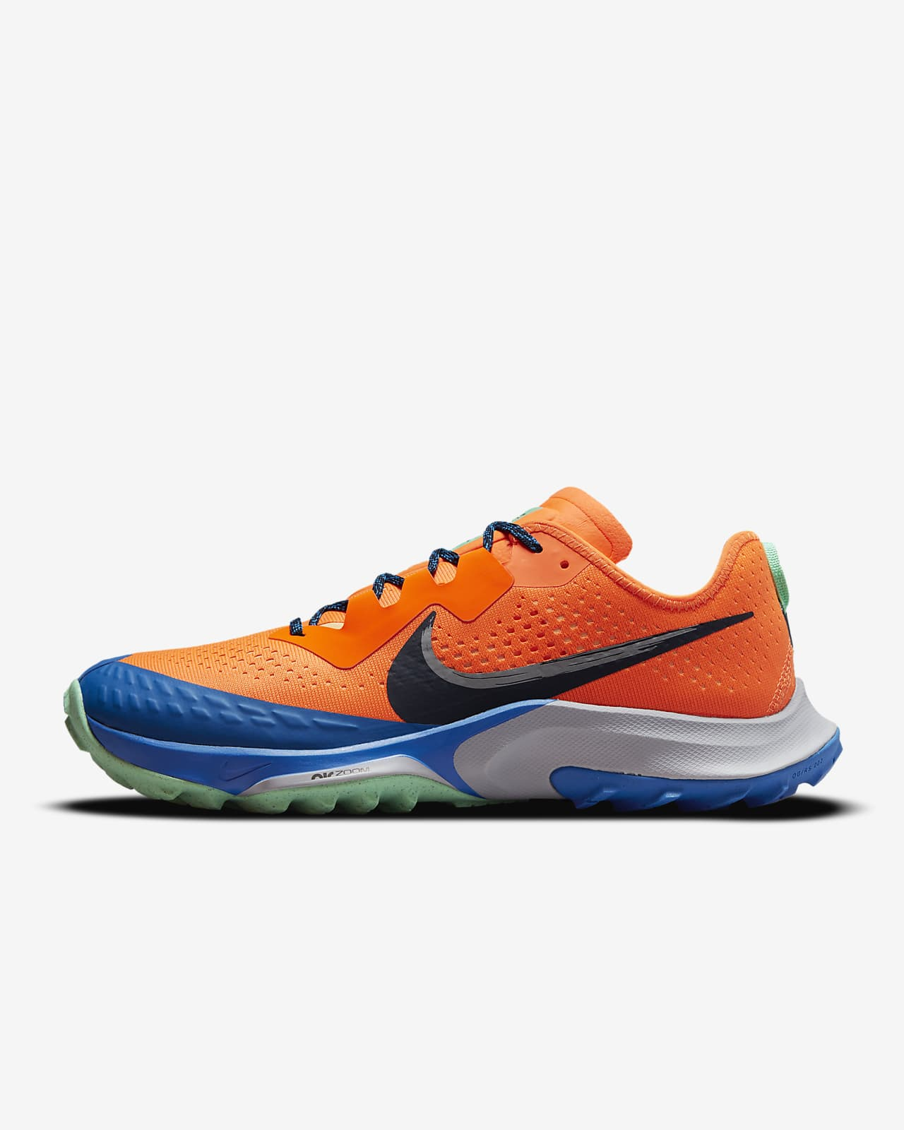รองเท้าวิ่งเทรลผู้ชาย Nike Air Zoom Terra Kiger 7