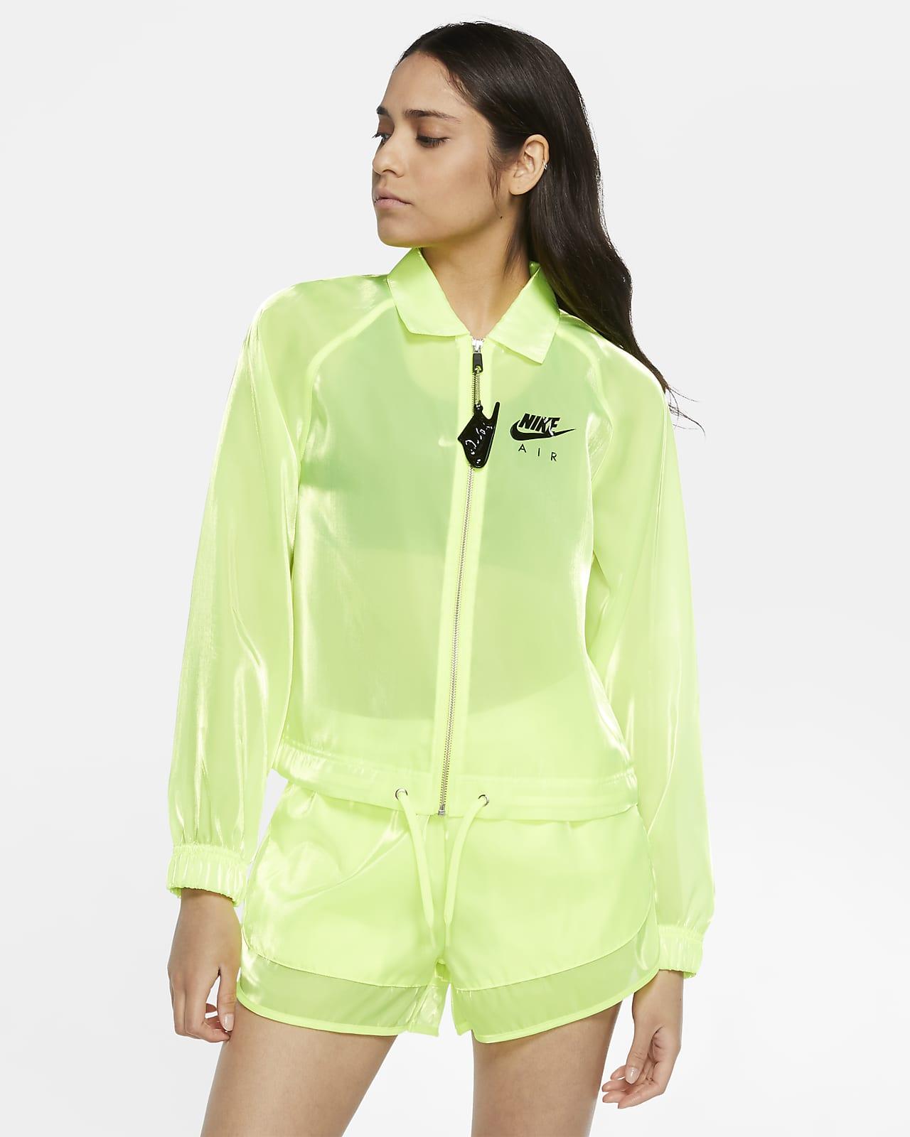Veste de coach Nike Air pour Femme