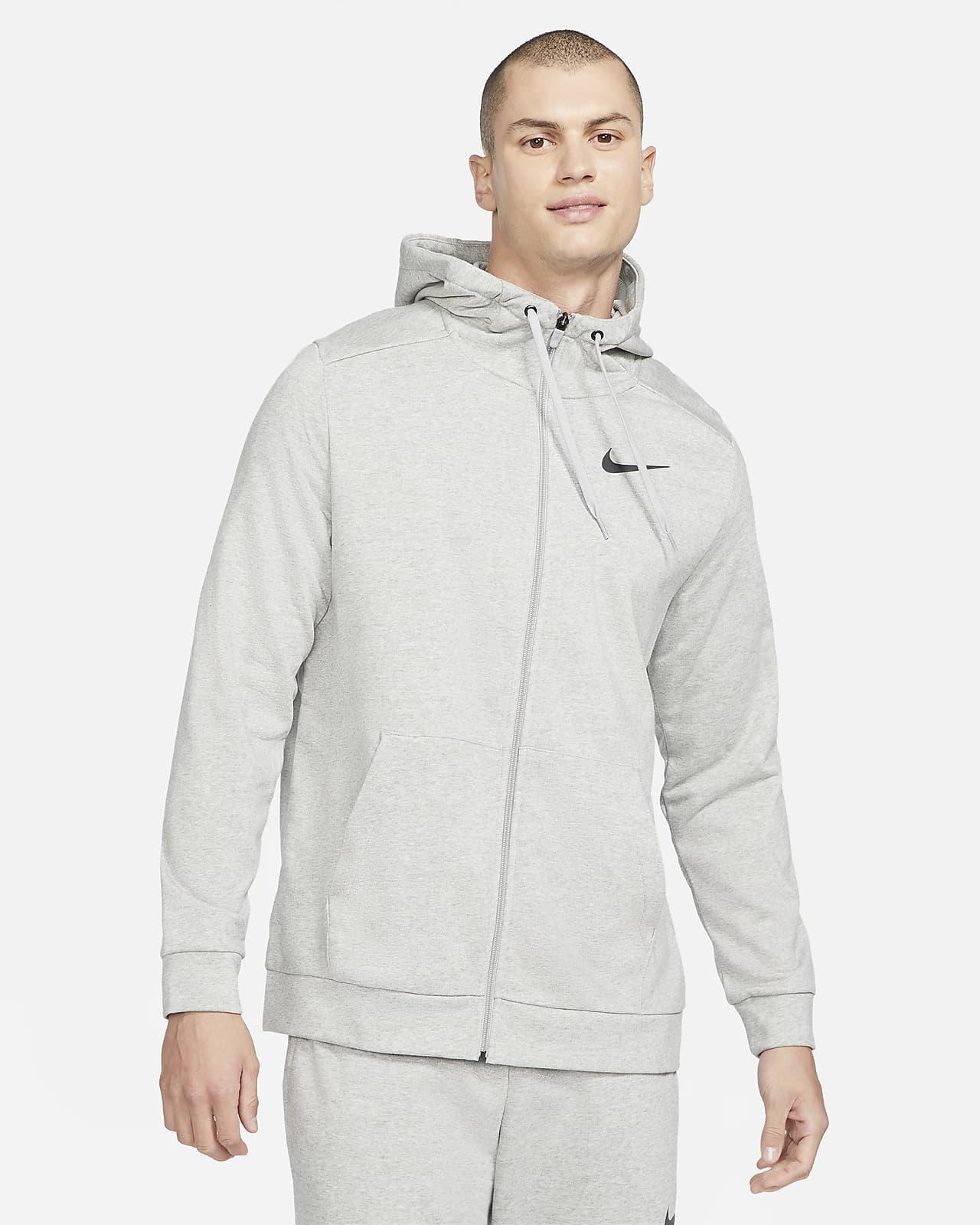 Nike Dri-FIT Sudadera con capucha de entrenamiento con cremallera completa - Hombre