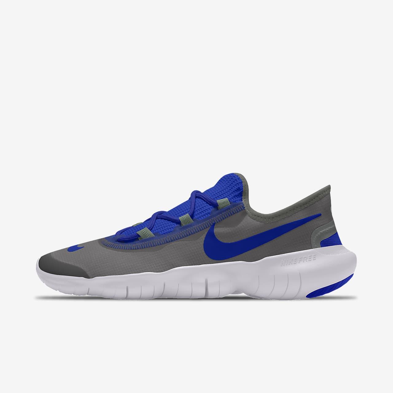 Nike Free RN 5.0 By You Custom Men's Running Shoe