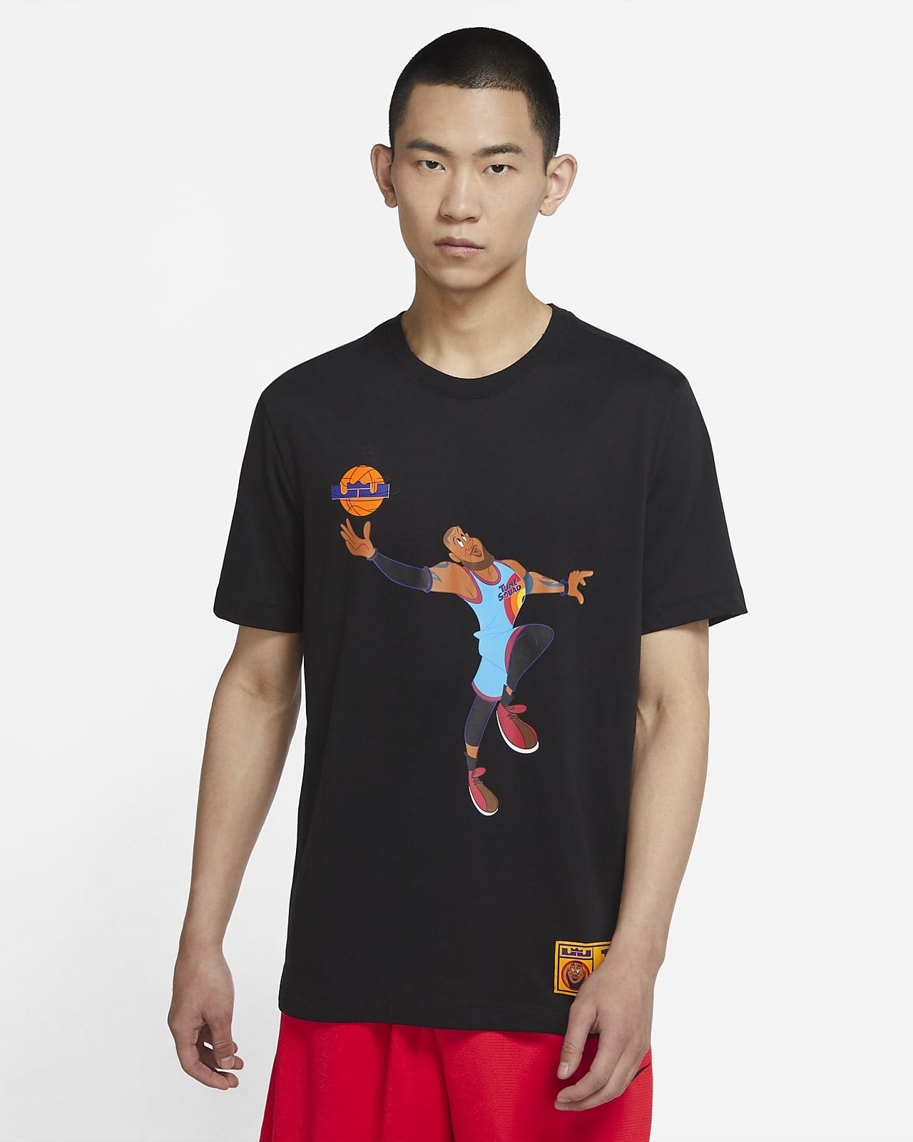 LeBron x Space Jam: A New Legacy Men's Nike Dri-FIT Basketball T-Shirt