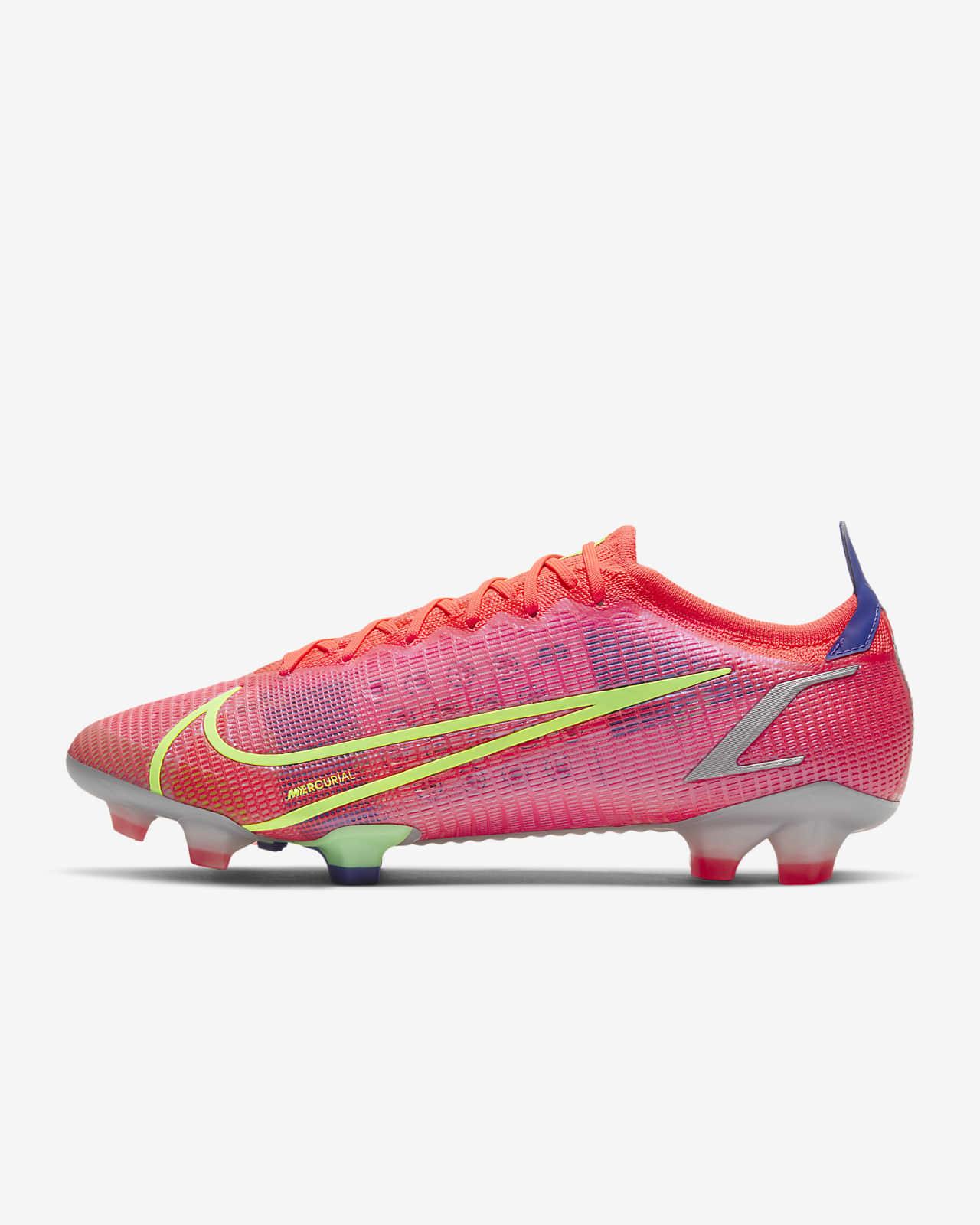 Calzado de fútbol para terreno firme Nike Mercurial Vapor 14 Elite FG