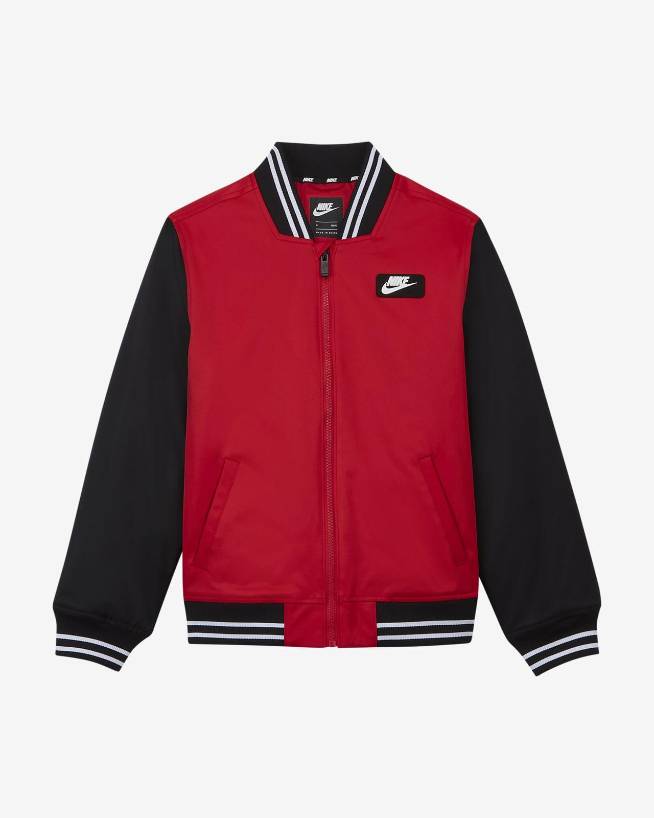 Nike 大童运动夹克