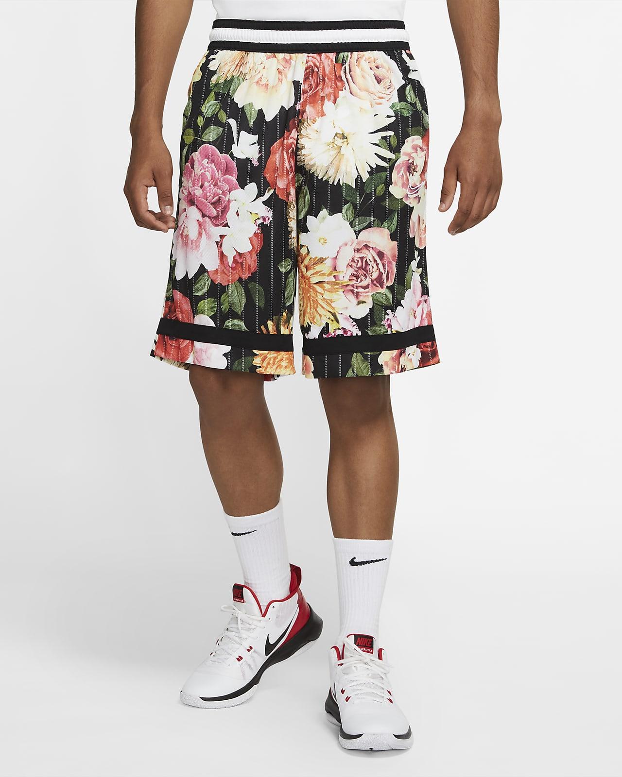 Nike Victory Men's Printed Basketball Shorts