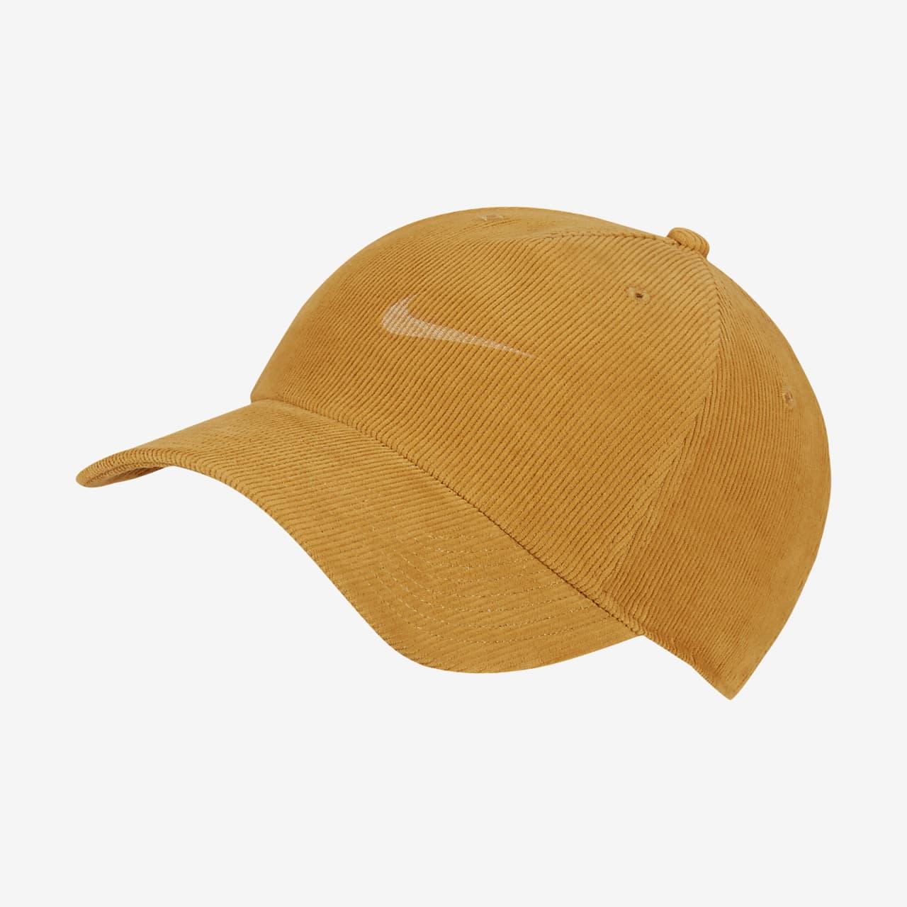 หมวกสเก็ตบอร์ดผ้าลูกฟูก Nike SB Heritage86