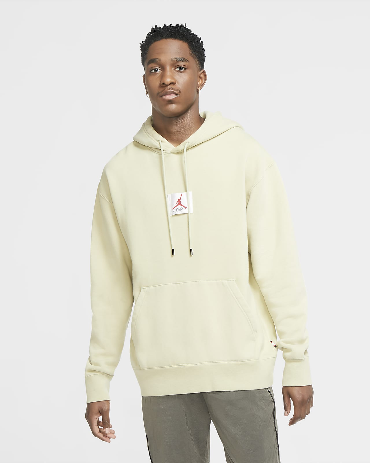 Fleece Pullover Hoodie. Nike CZ