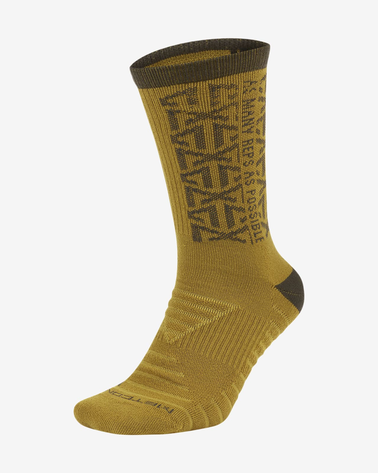 Chaussettes de training mi-mollet Nike Everyday Cushioned Metcon