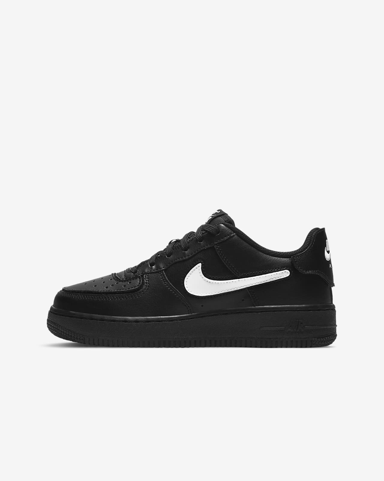 Calzado para niños talla grande Nike Air Force 1/1