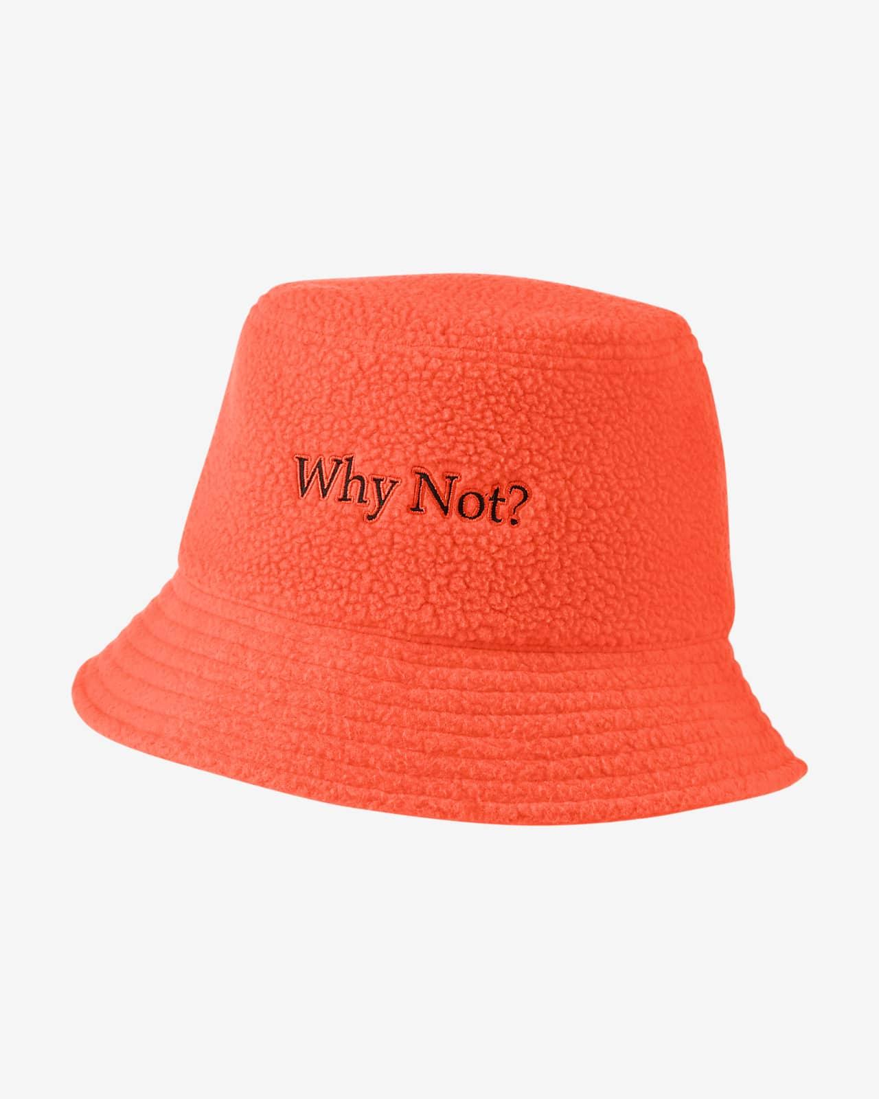 """หมวกปีกรอบ Jordan """"Why Not?"""""""