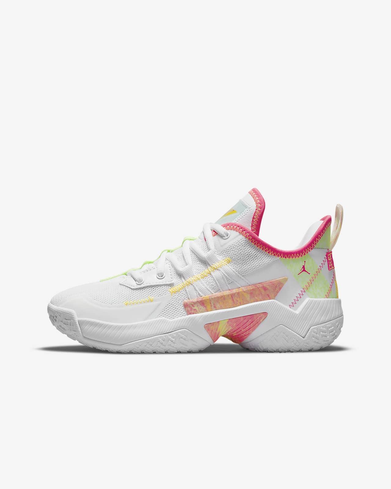 Jordan One Take II Big Kids' Basketball Shoes
