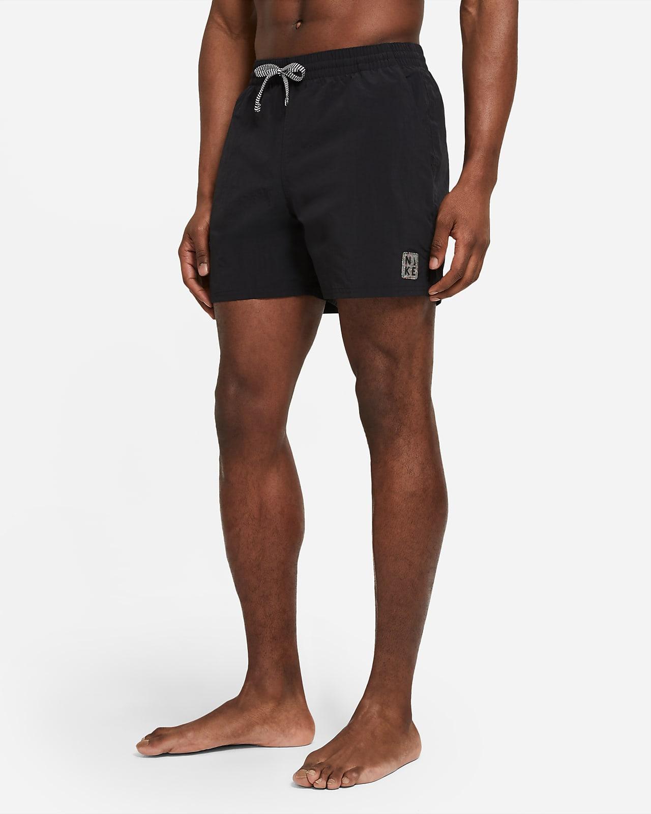 Pánské plavecké šortky Nike Solid Icon 13cm