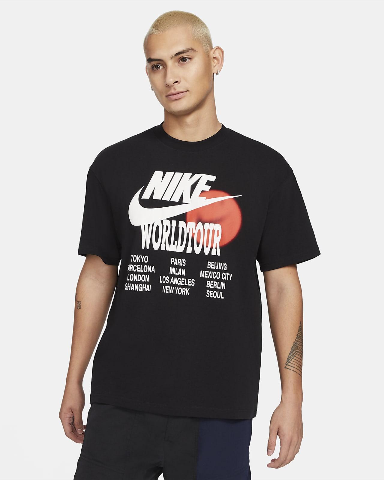 T-shirt Nike Sportswear para homem