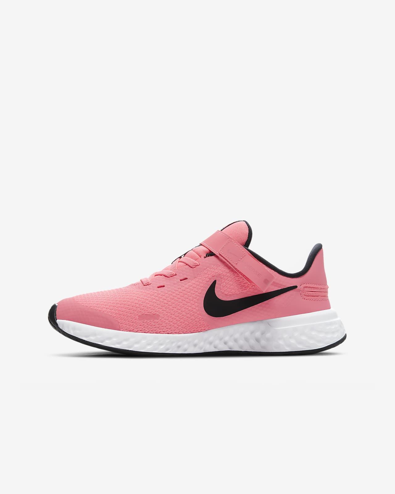 Nike Revolution 5 FlyEase Genç Çocuk Koşu Ayakkabısı