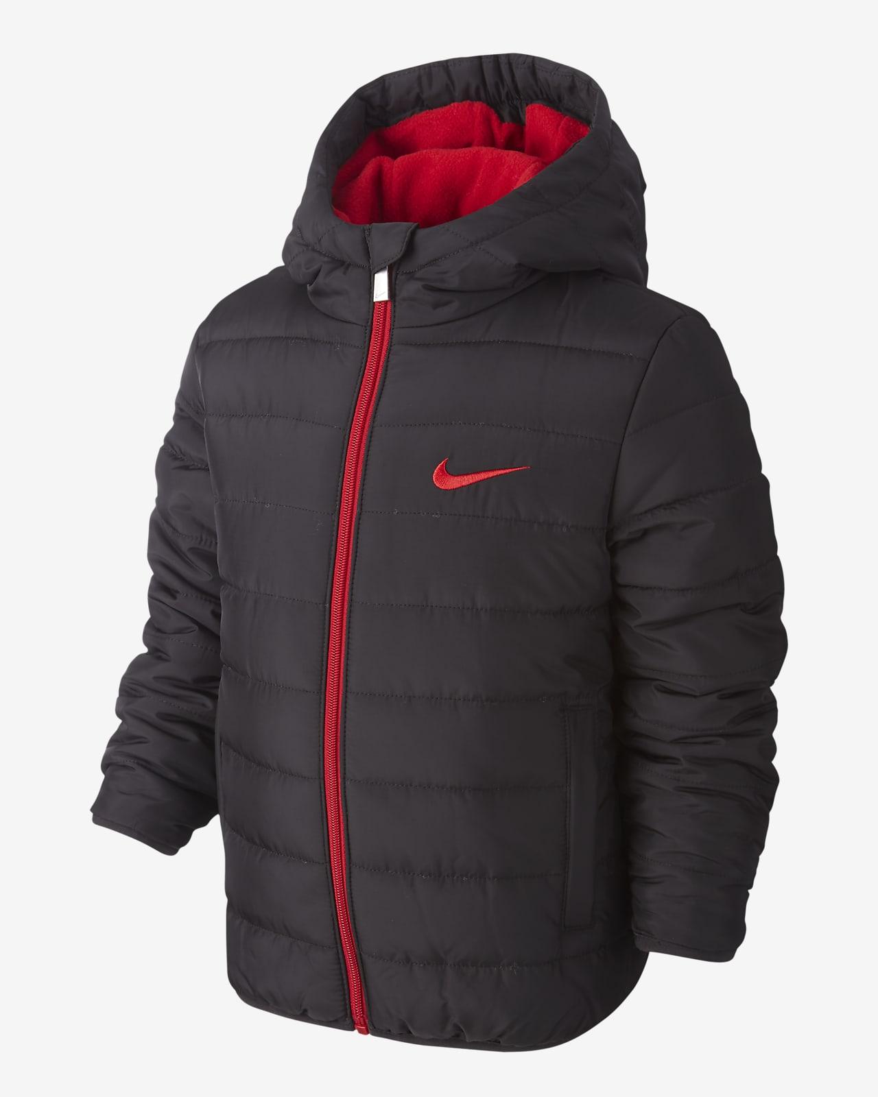 Péřová bunda Nike pro malé děti