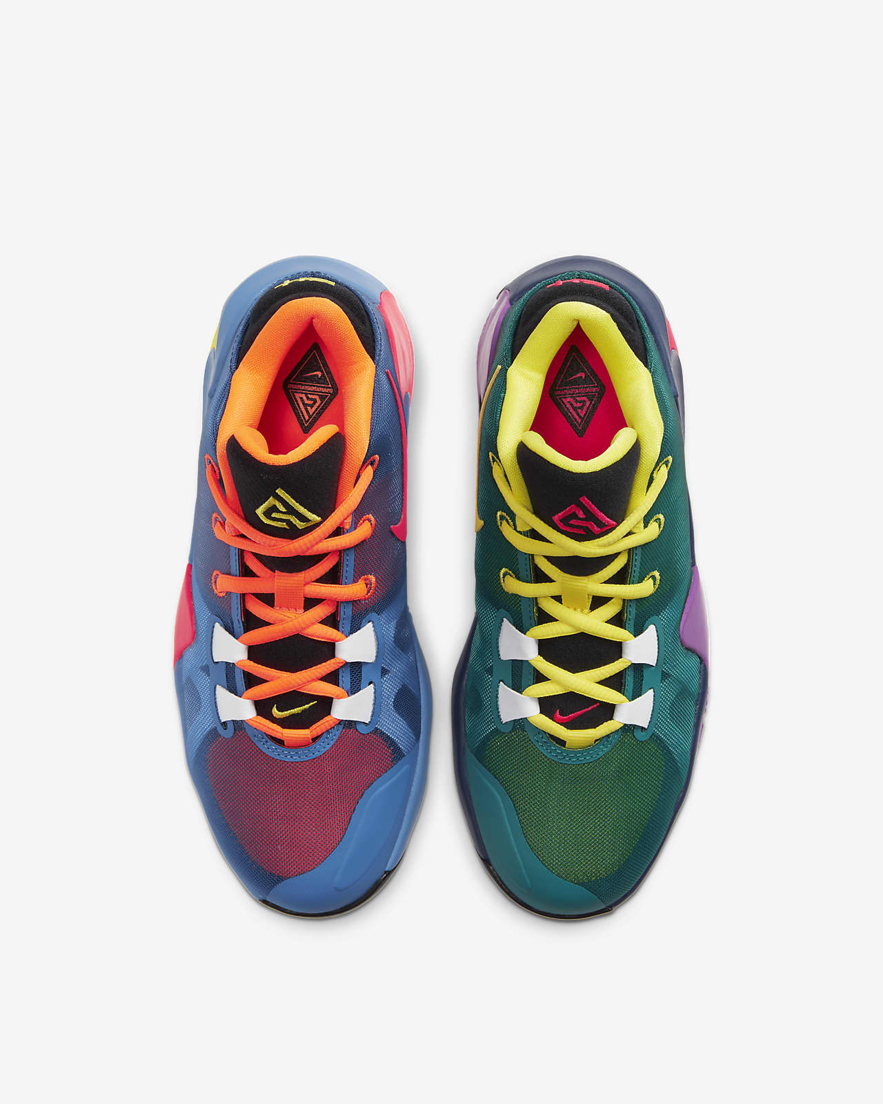 Big Kids' (Boys') Basketball Shoe. Nike