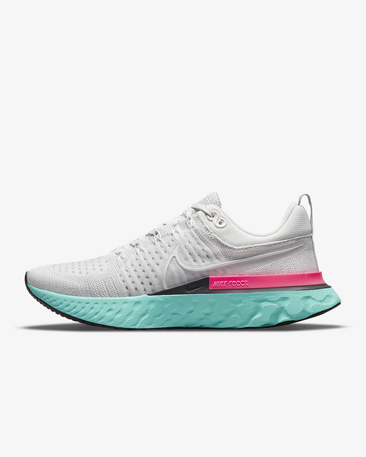 Chaussures de running Nike React Infinity Run Flyknit 2 pour Homme
