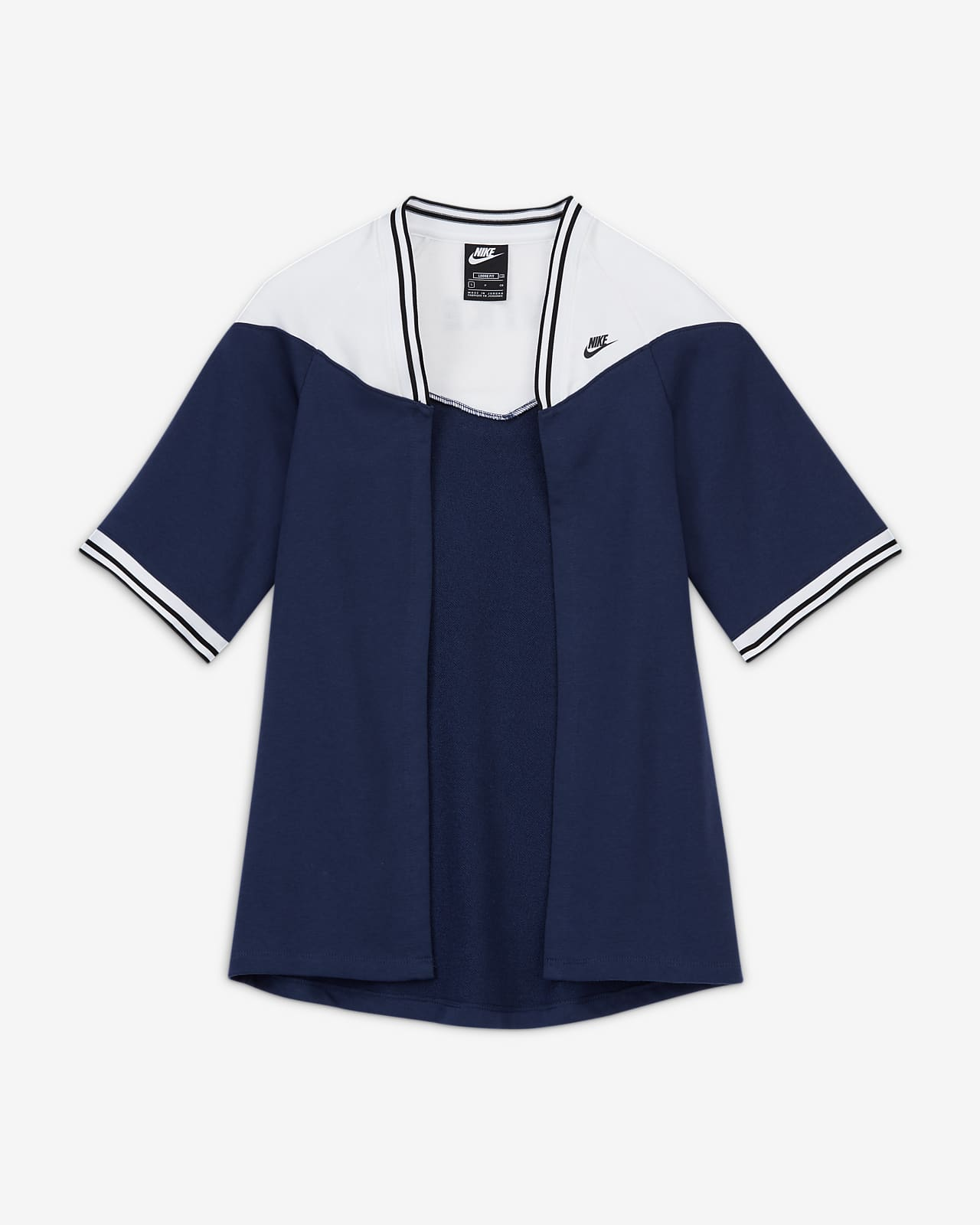 Nike Sportswear Big Kids' (Girls') Sweater