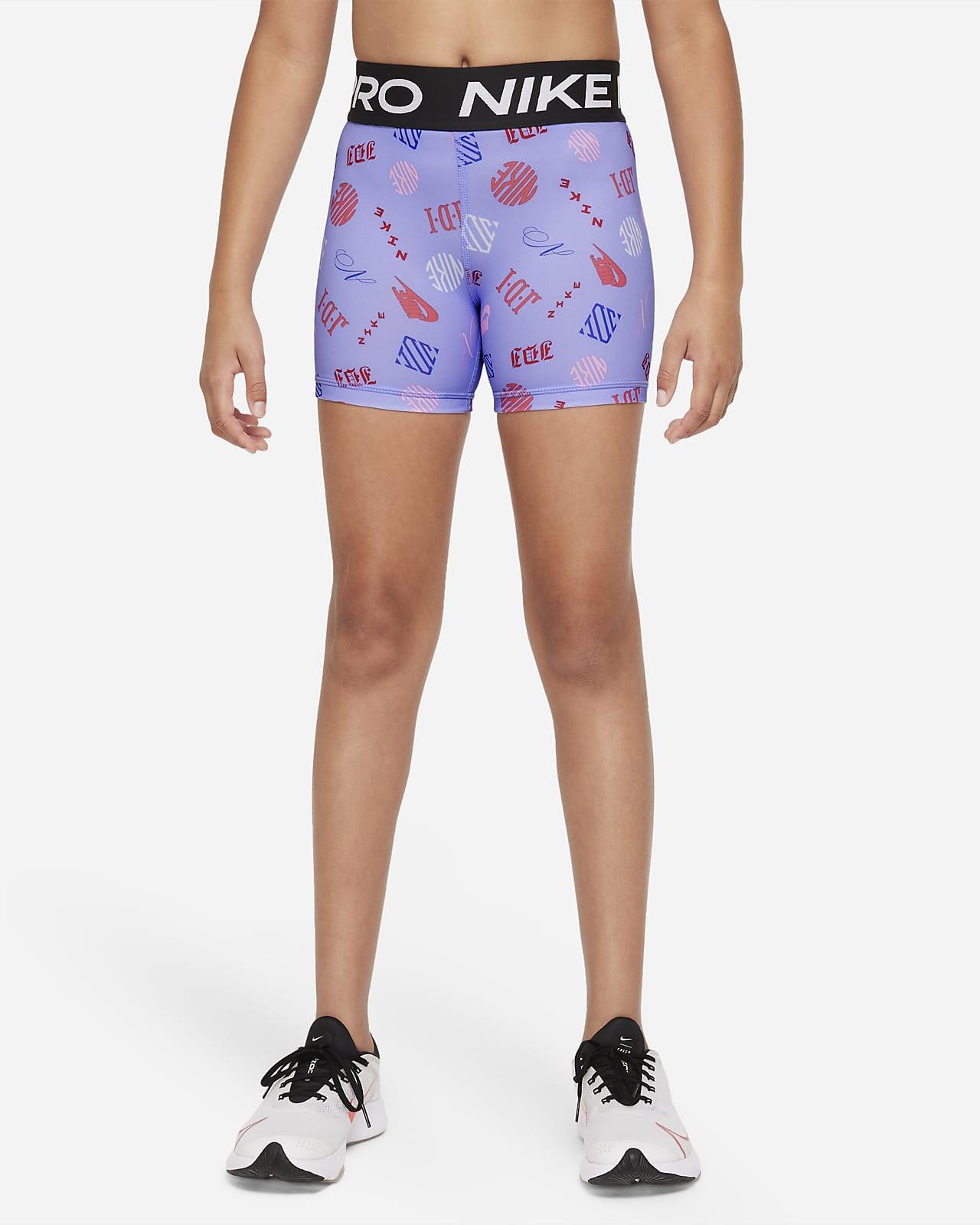 Nike Pro Dri-FIT Pantalón corto - Niña