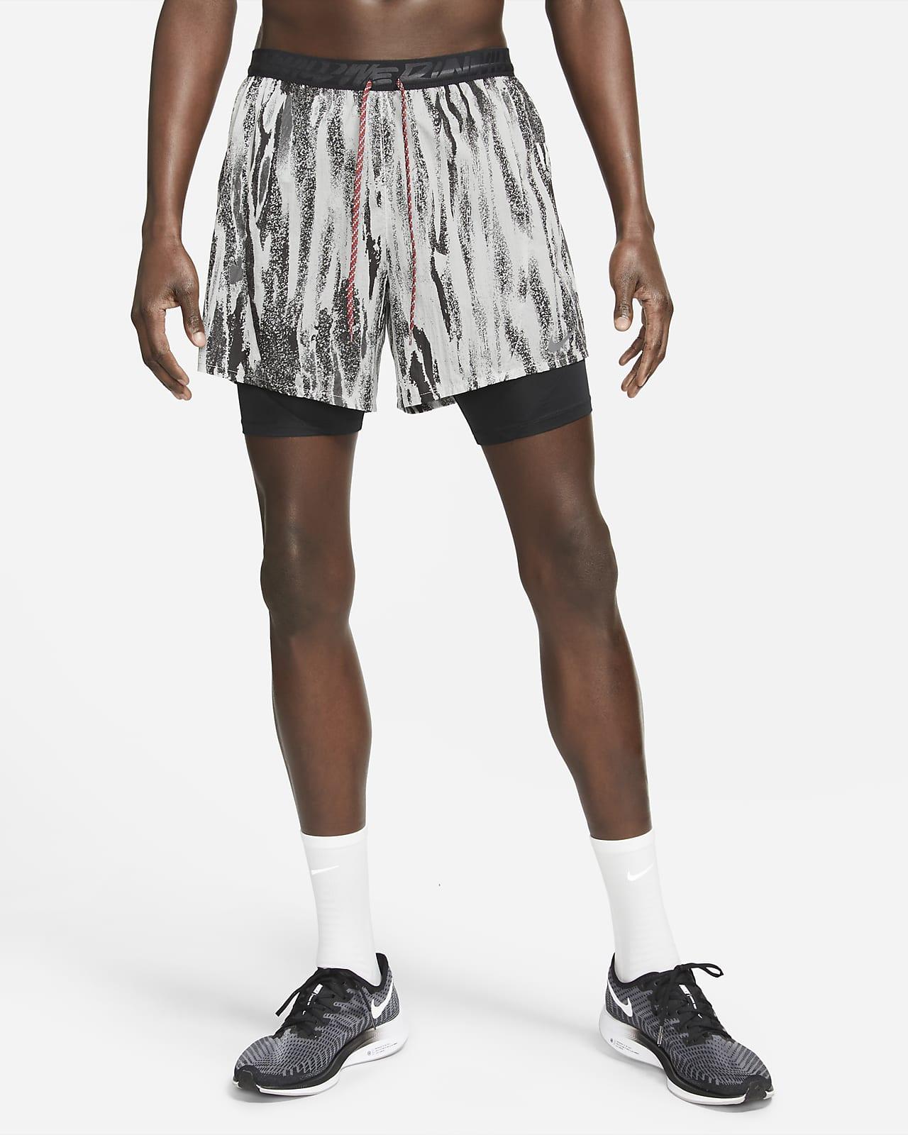 Nike Flex Stride Wild Run Men's 2-In-1 Running Shorts