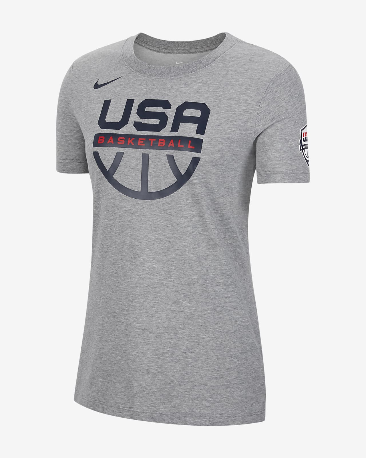 USAB Women's Basketball Practice T-Shirt