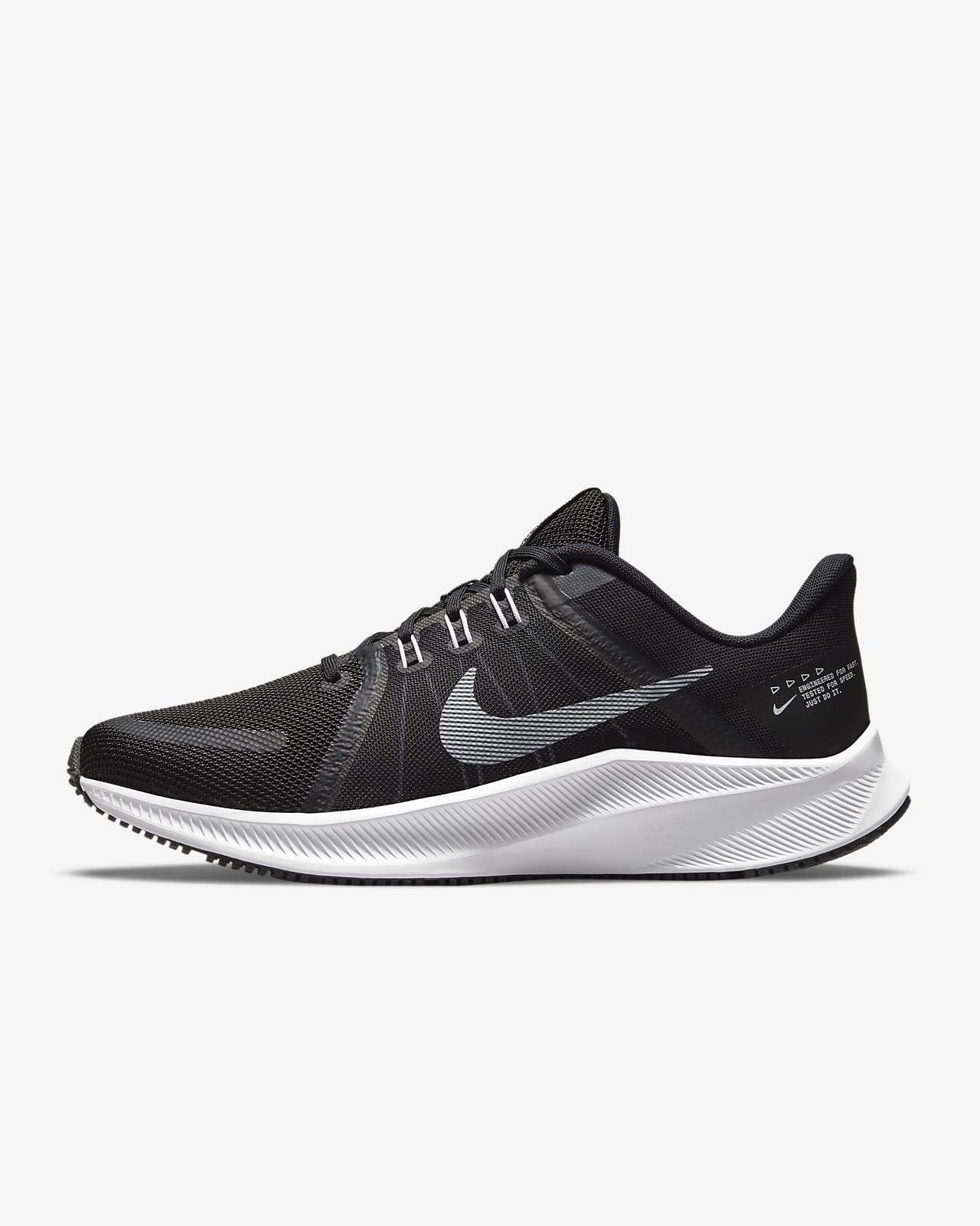 รองเท้าวิ่งโร้ดรันนิ่งผู้หญิง Nike Quest 4