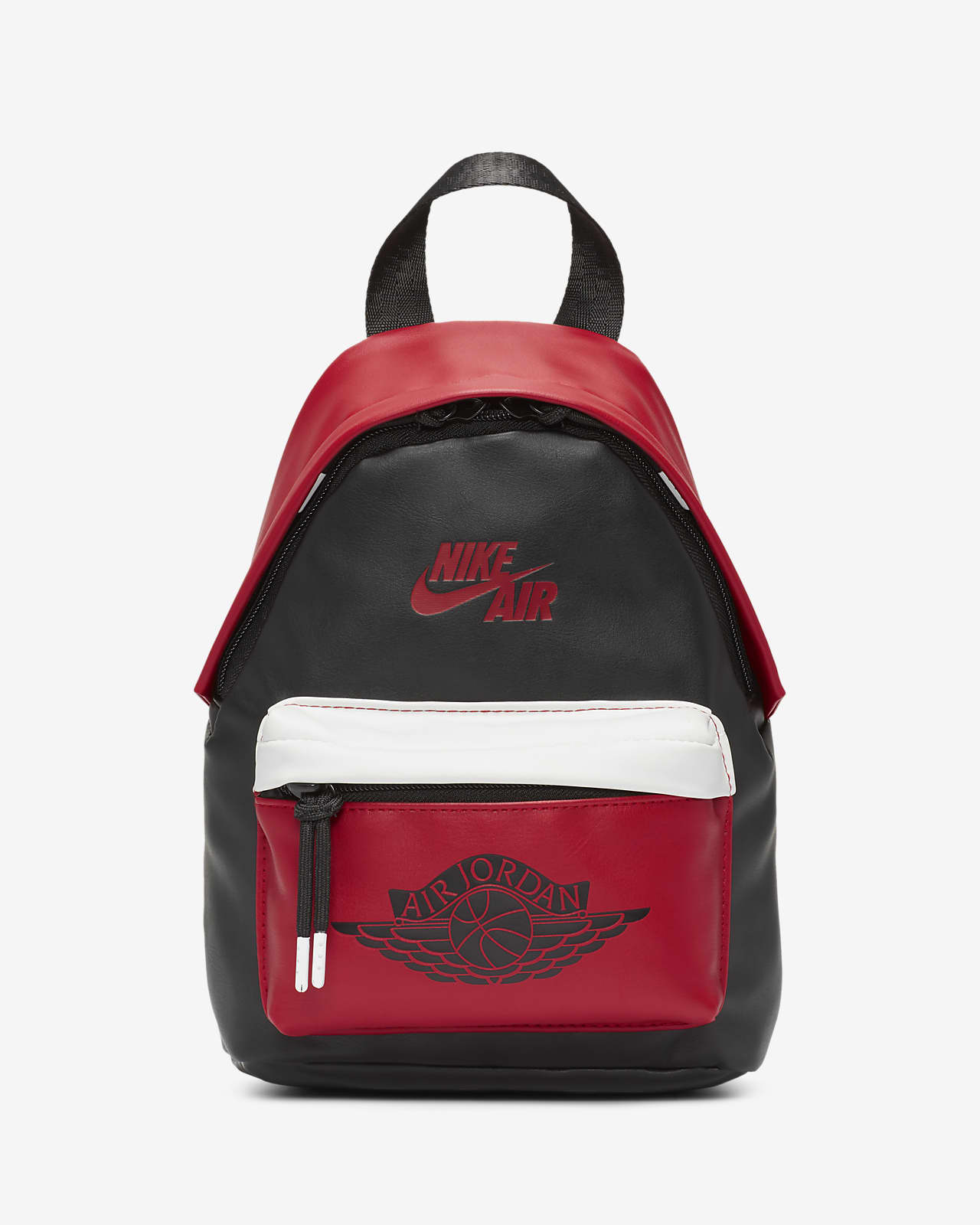 Montón de Brillante Napier  Air Jordan Backpack (Mini). Nike.com