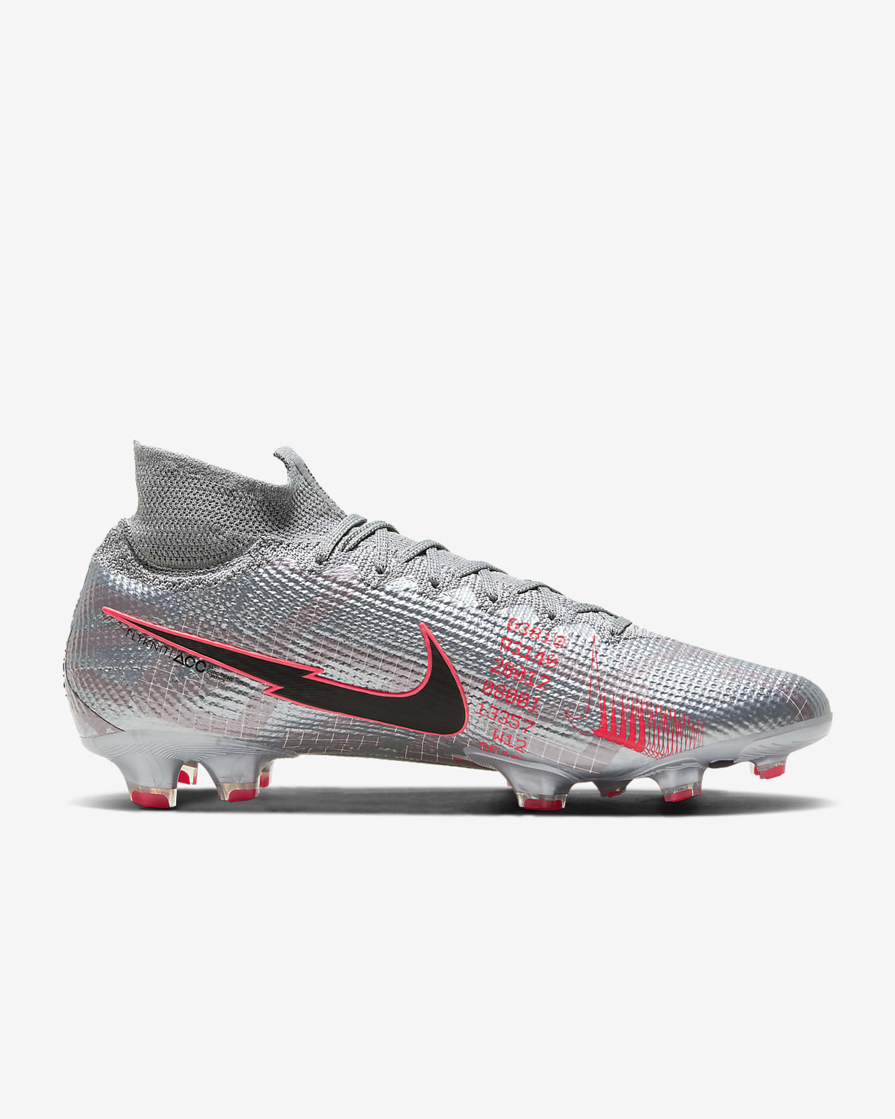 Nike Mercurial Superfly 7 Elite FG fotballsko til gress