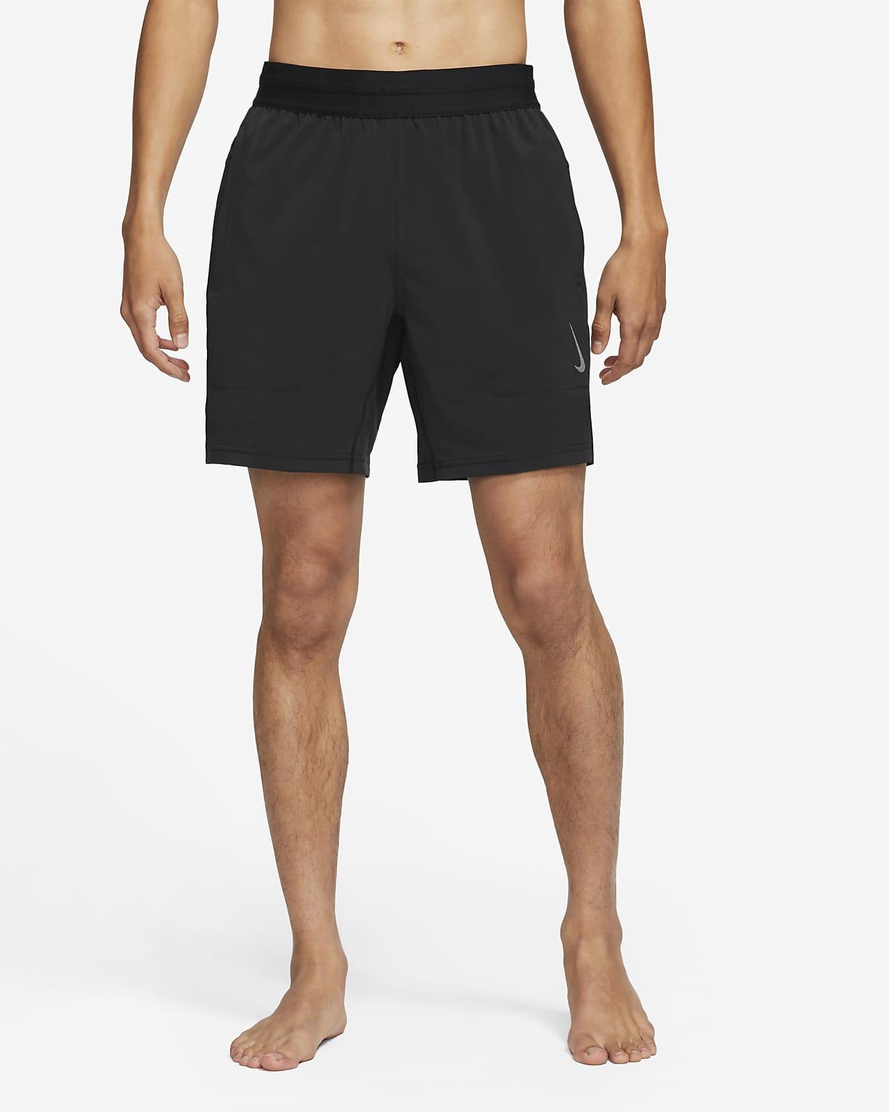 กางเกงขาสั้นผู้ชาย Nike Yoga Dri-FIT