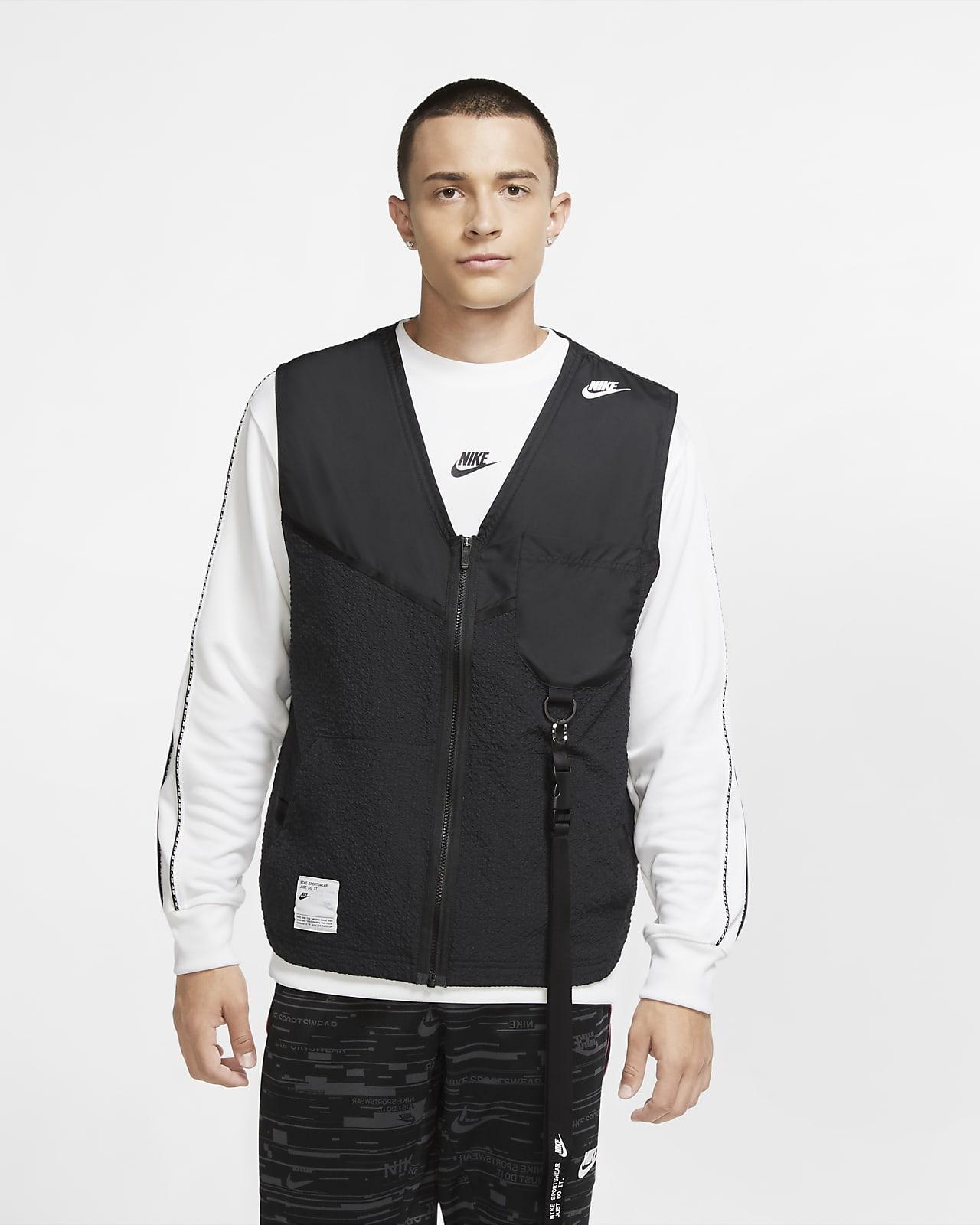 Nike Sportswear Men's Woven Gilet
