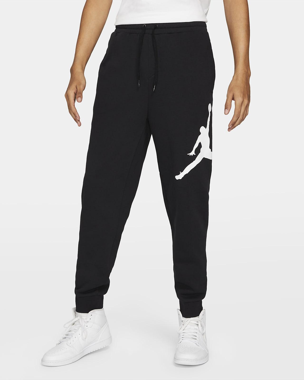 Jordan Jumpman Logo Men's Fleece Pants