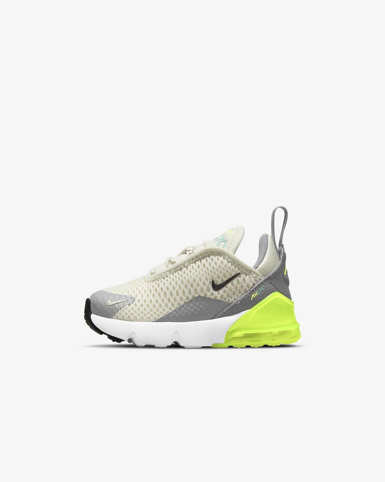 Sapatilhas Nike Air Max 270 para bebé