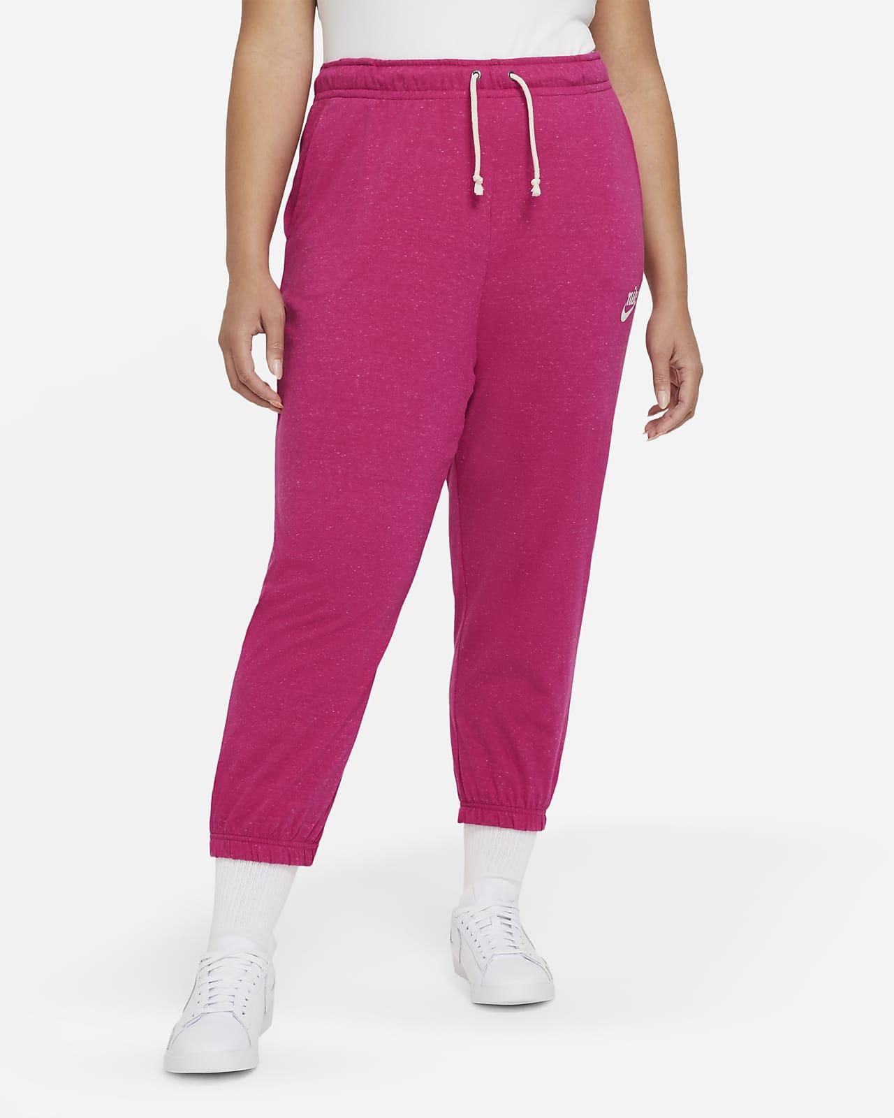 Pantalones capri para mujer talla grande Nike Sportswear