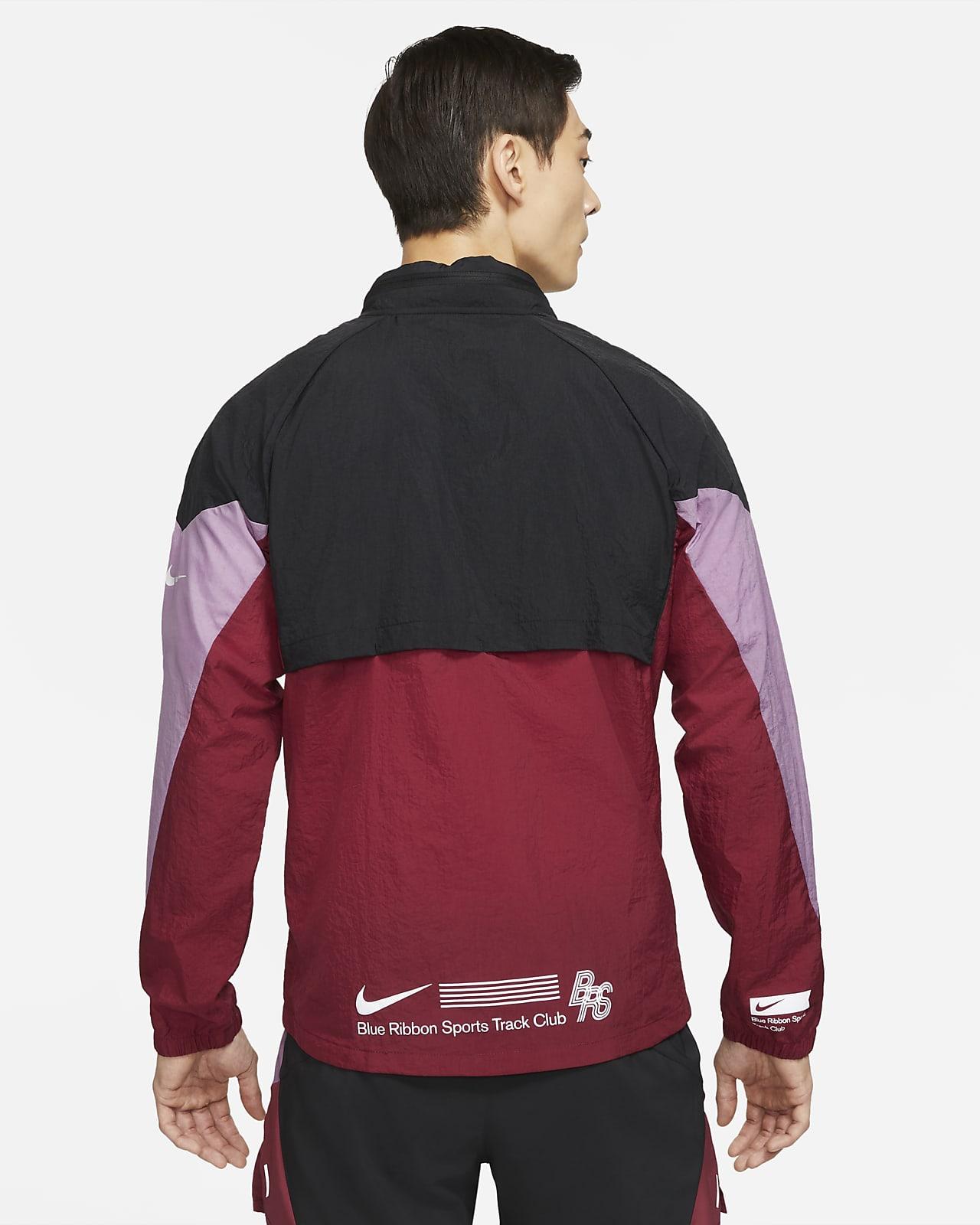 เสื้อแจ็คเก็ตวิ่งผู้ชาย Nike Windrunner BRS